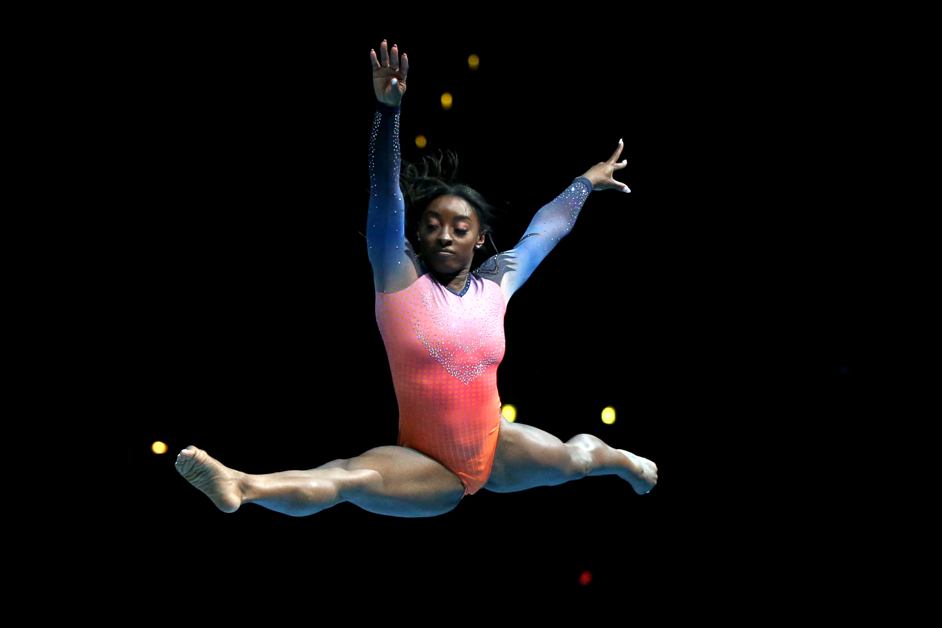 Simone Biles says she's 'still scared to do gymnastics' after struggling with 'twisties' at Olympics