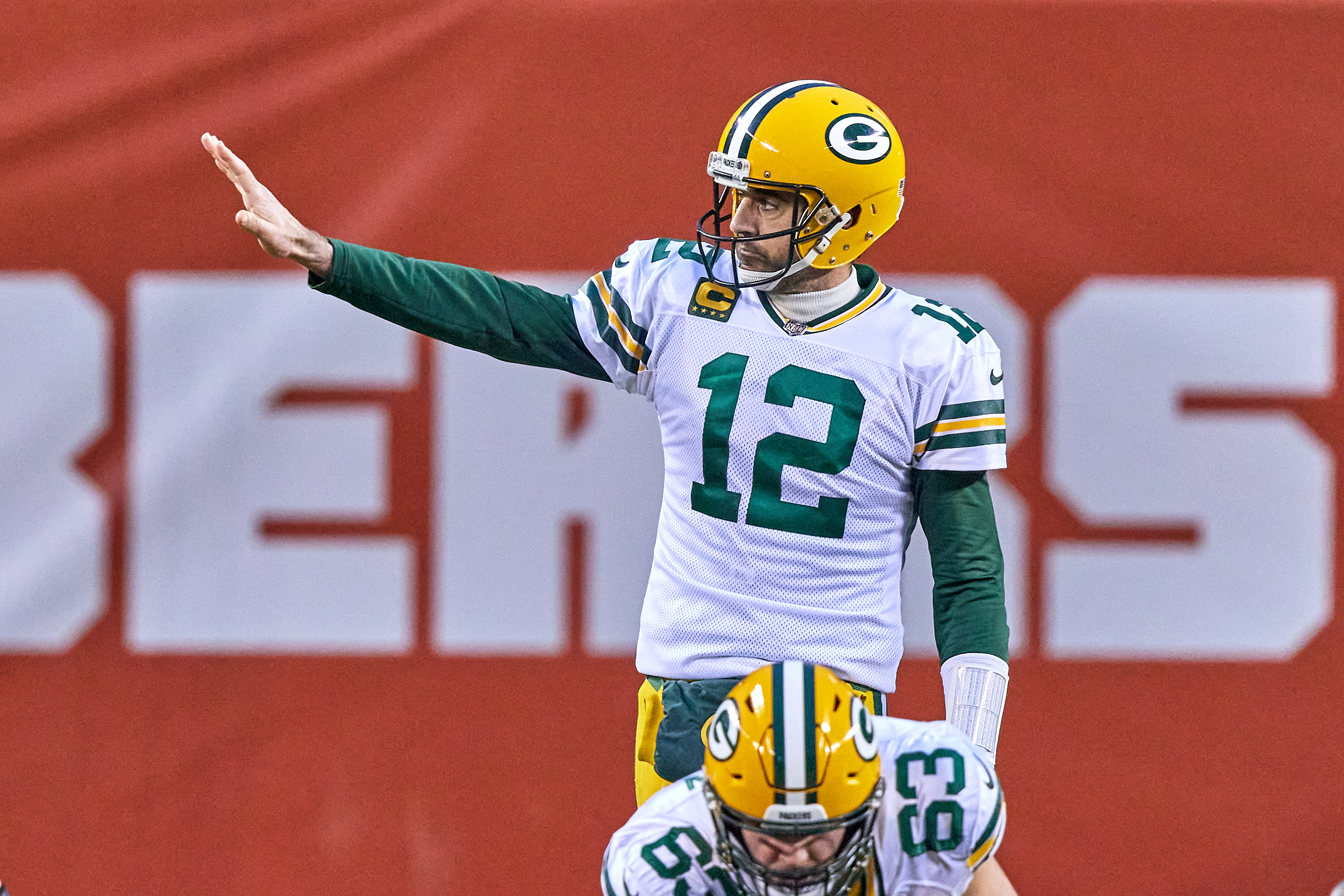 COSMO  Aaron Rodgers says he will never play for this NFL team