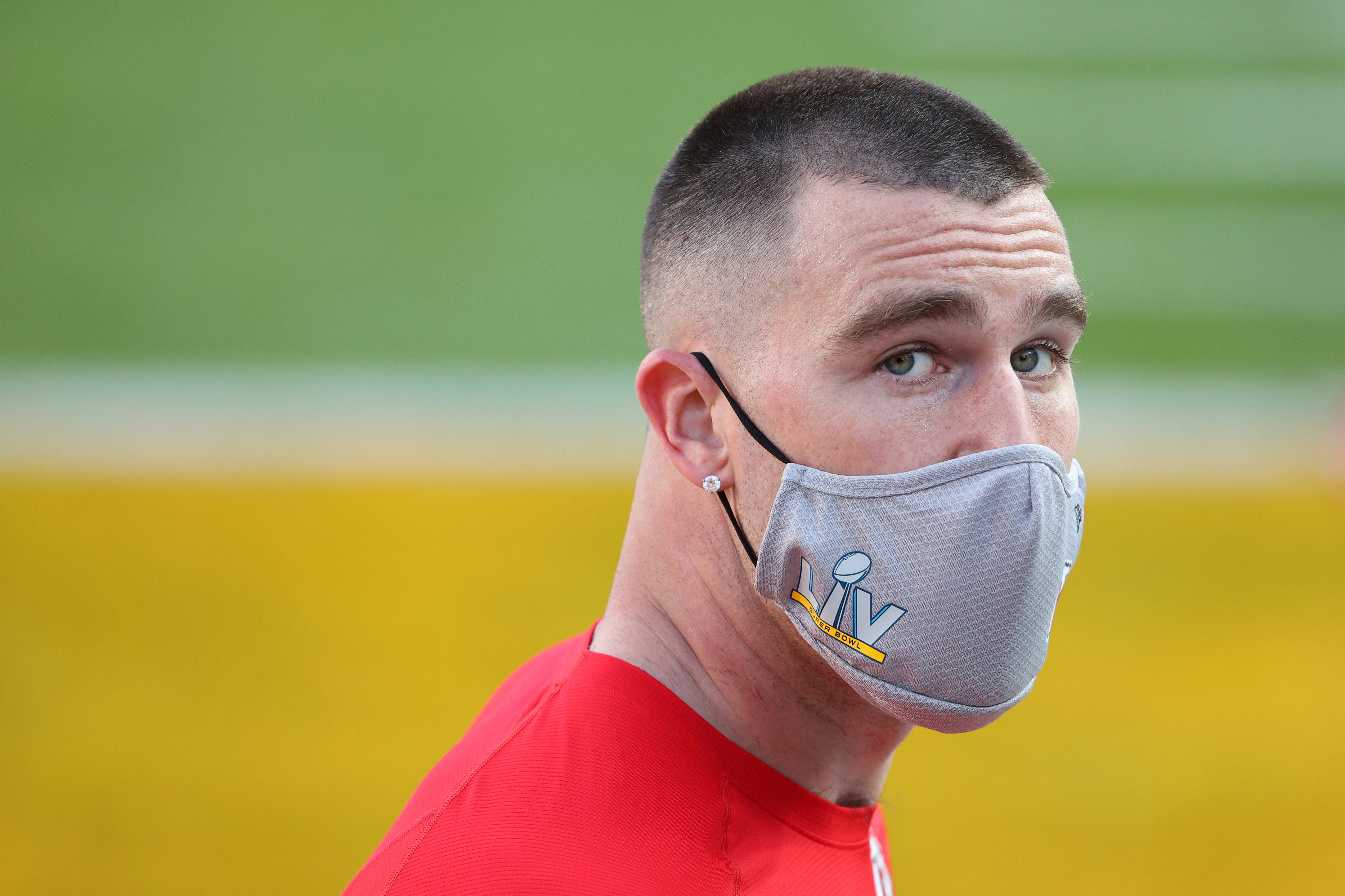 Travis Kelce was hesitant about vaccination. Now he's encouraging everyone to get it