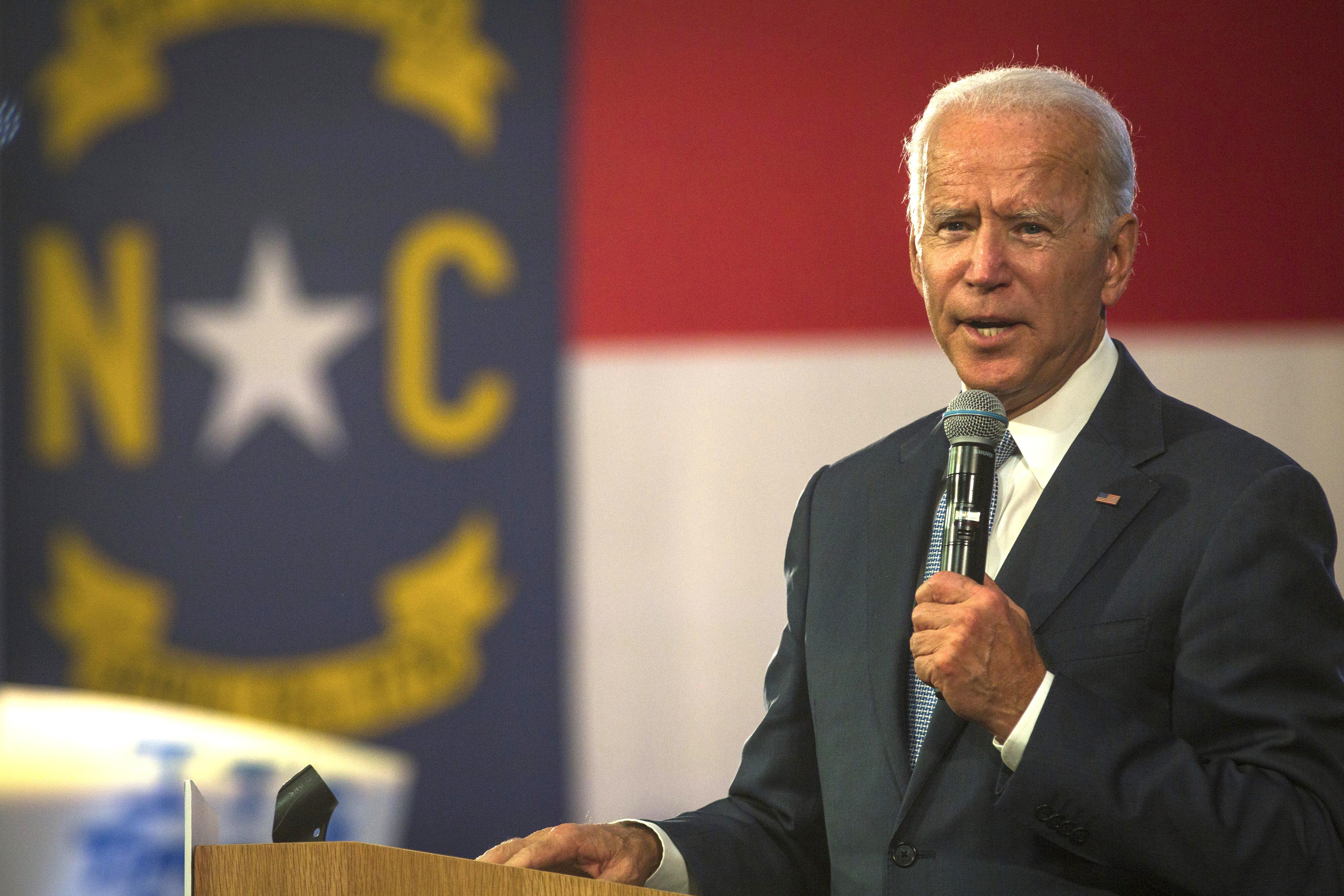 Biden: Kushner has no credentials for White House post