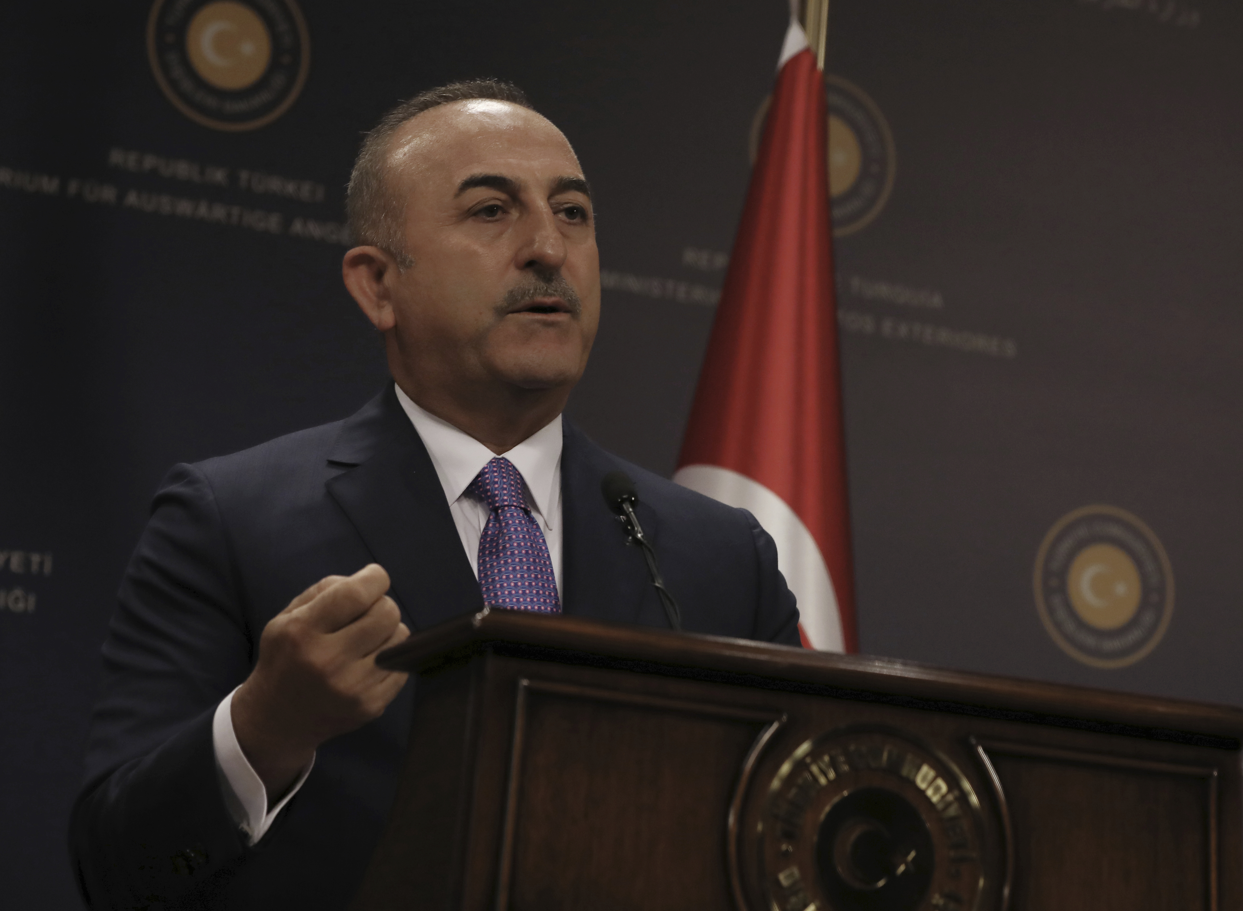 Turkey not satisfied with US proposal for Syrian safe zone