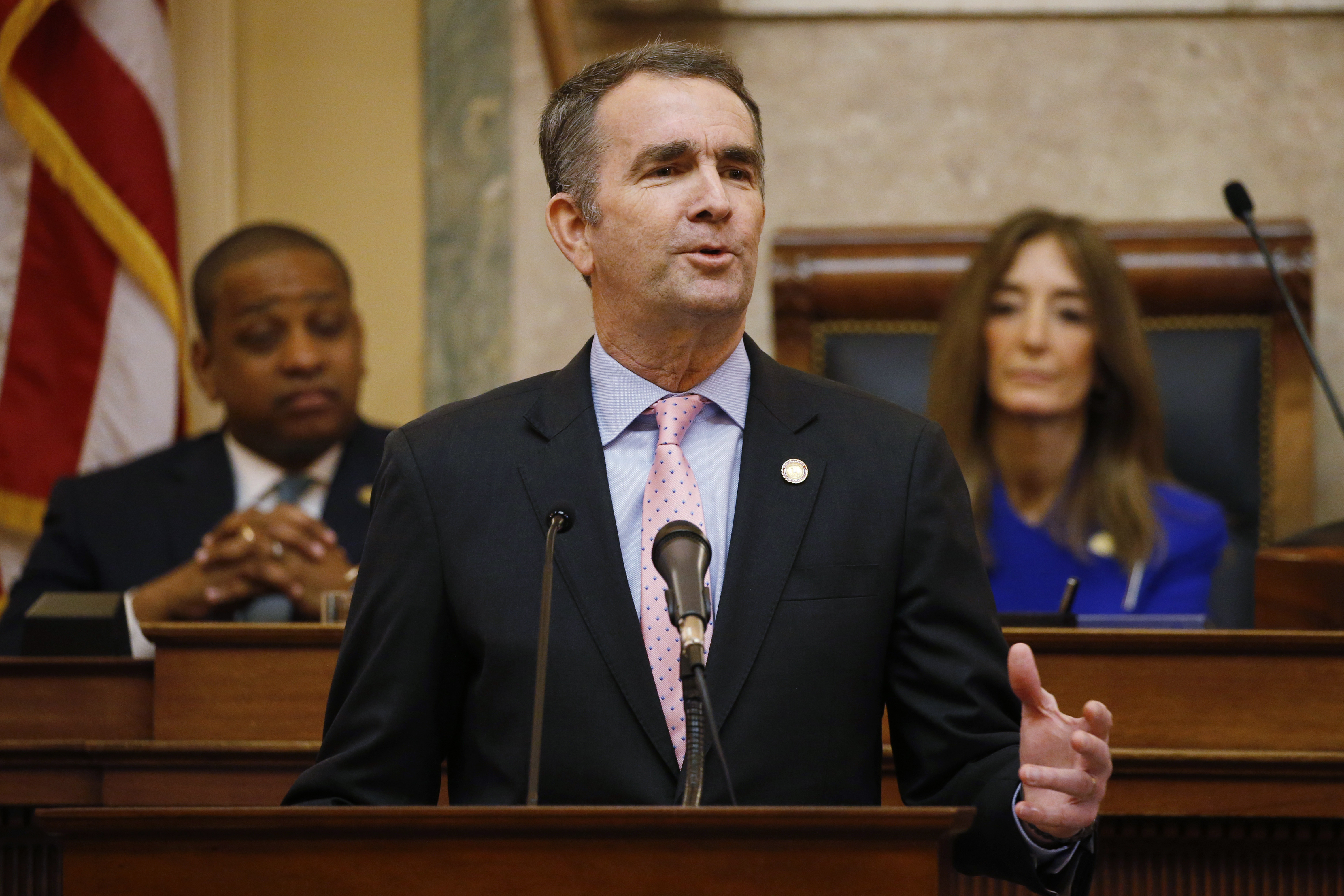 Northam declares state of emergency ahead of gun rally
