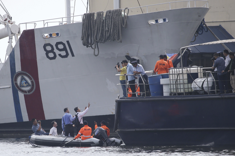 Filipino coast guard men convicted in Taiwan fisherman death