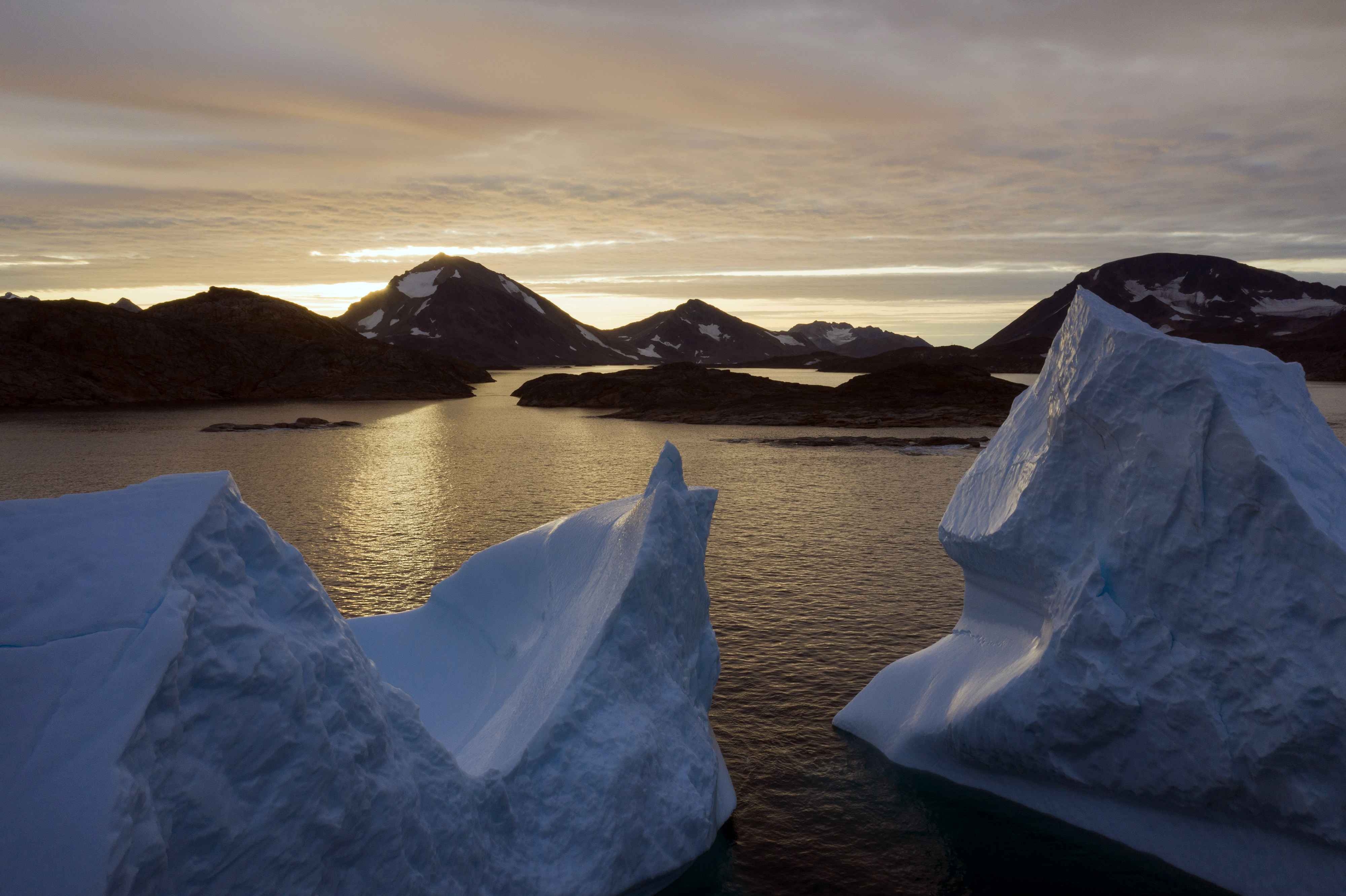 New climate report: Oceans rising faster, ice melting more