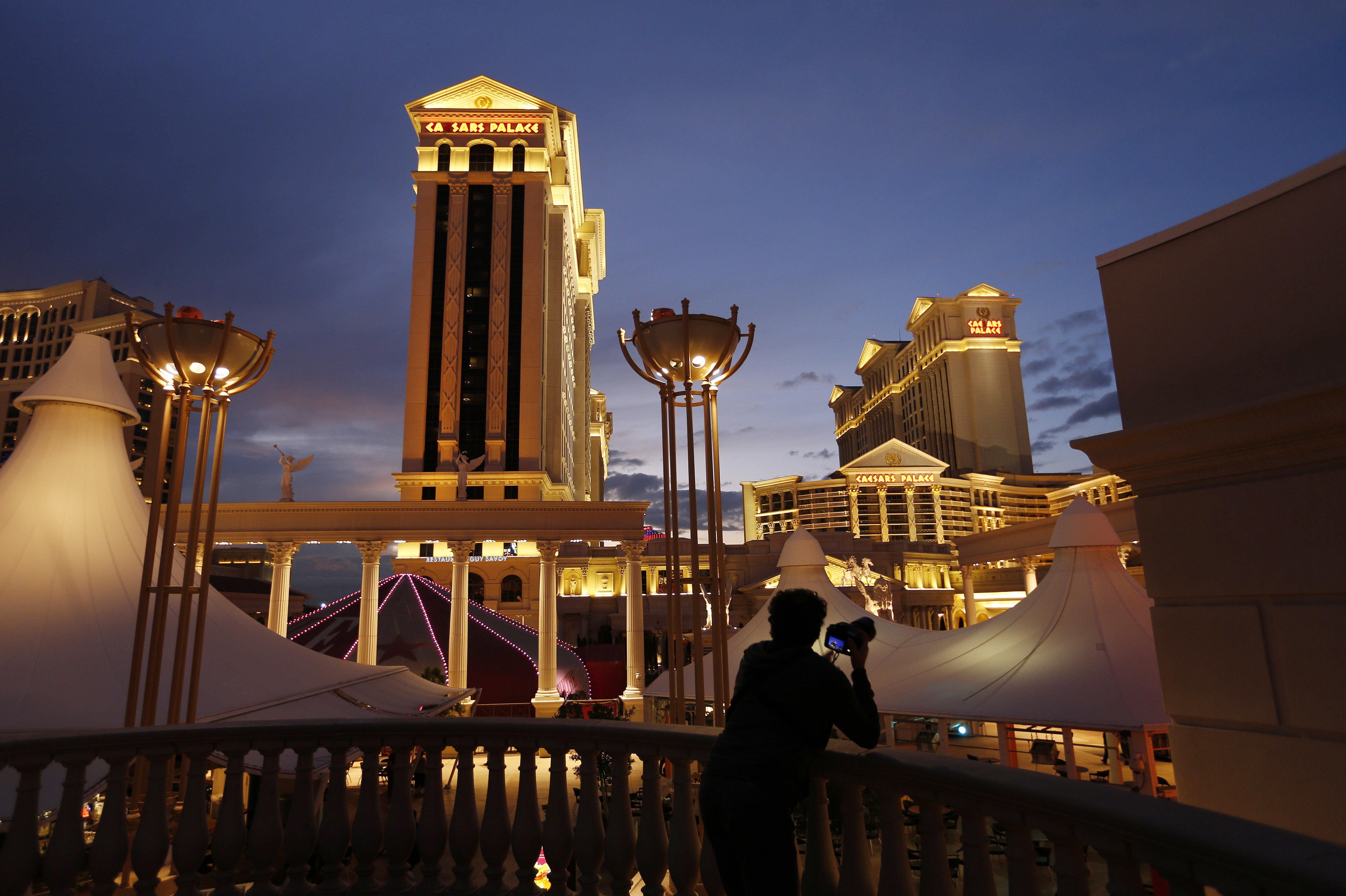 High rollers: Eldorado buys Caesars in deal valued at $17B