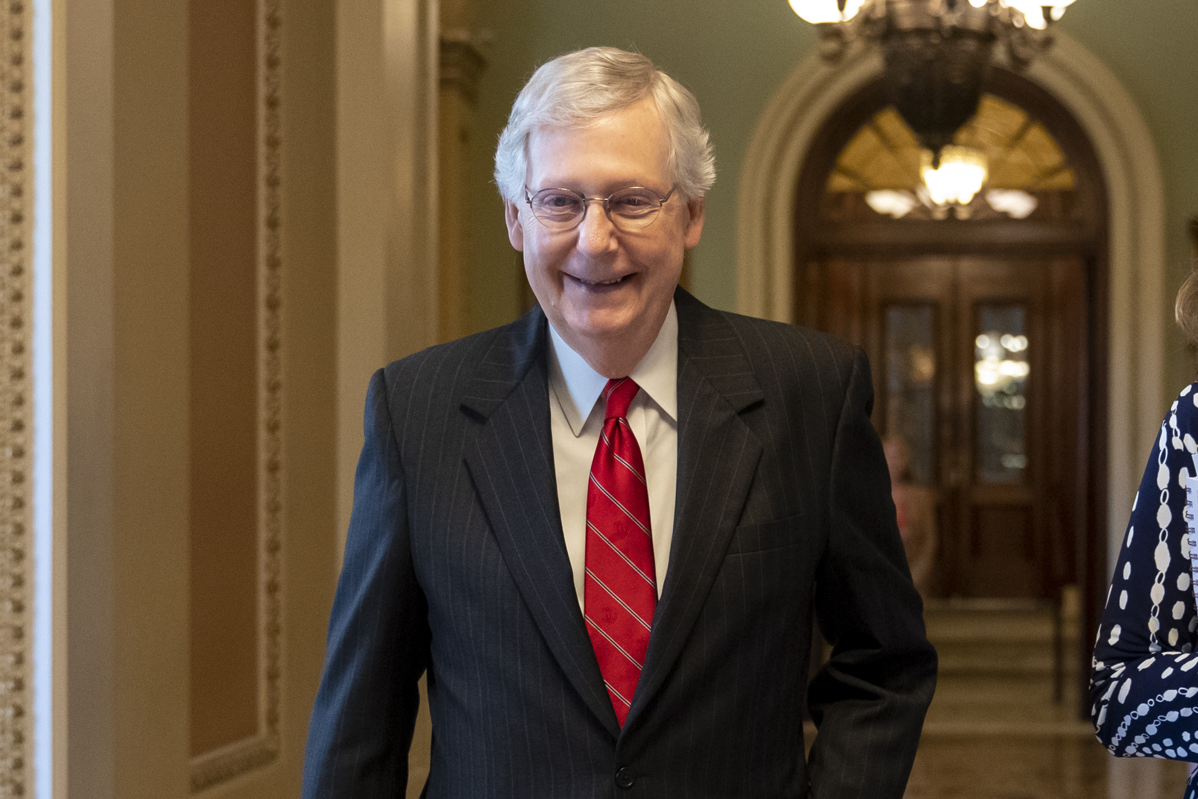 GOP-controlled Senate confirms 13 more judges named by Trump