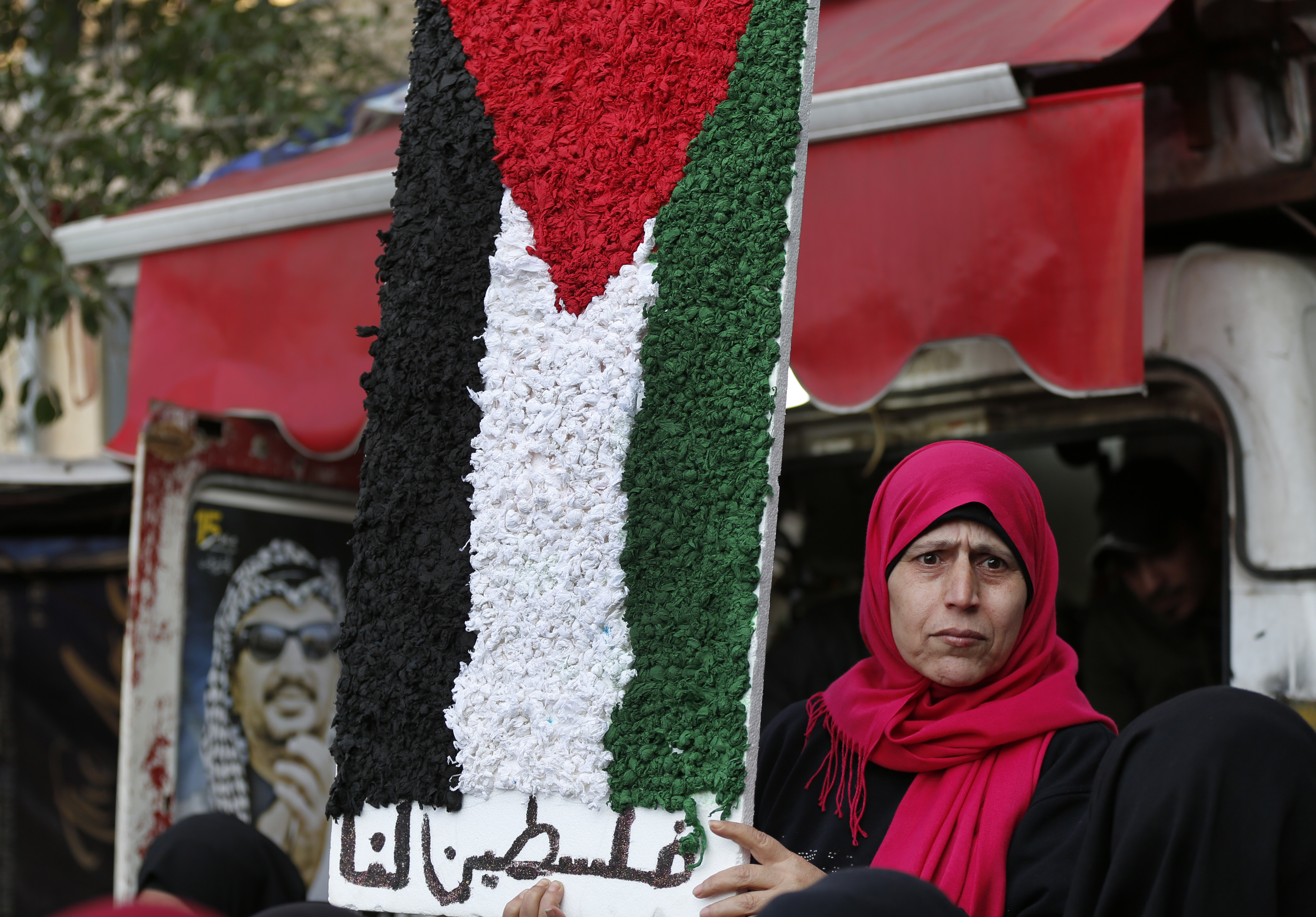 Palestinian refugees insulted by Trumps shameful deal