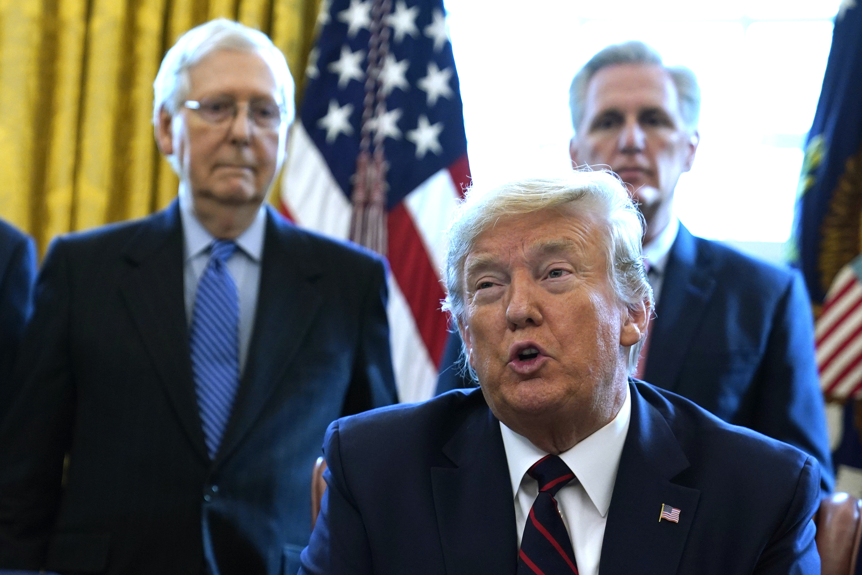 Trump nominates McConnell ally to powerful appeals court