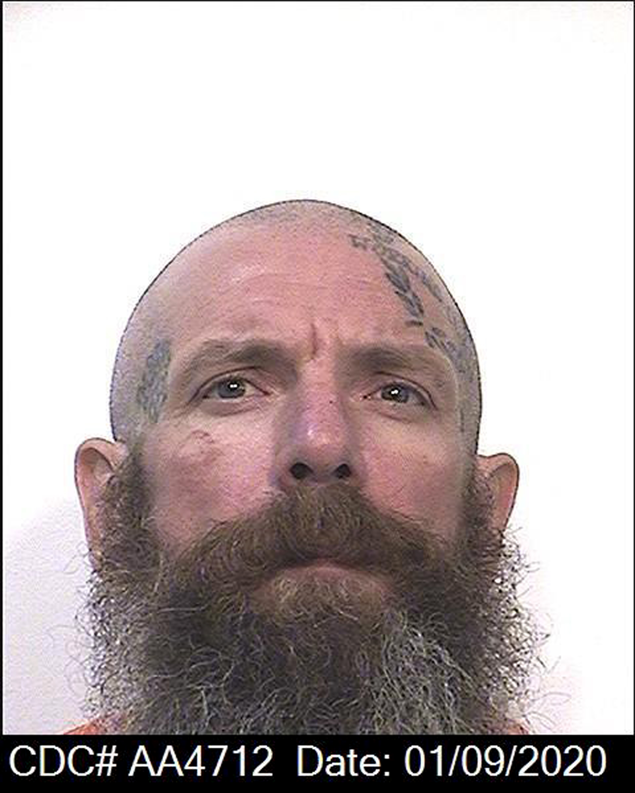 Inmate says in letter that he killed 2 molesters in prison