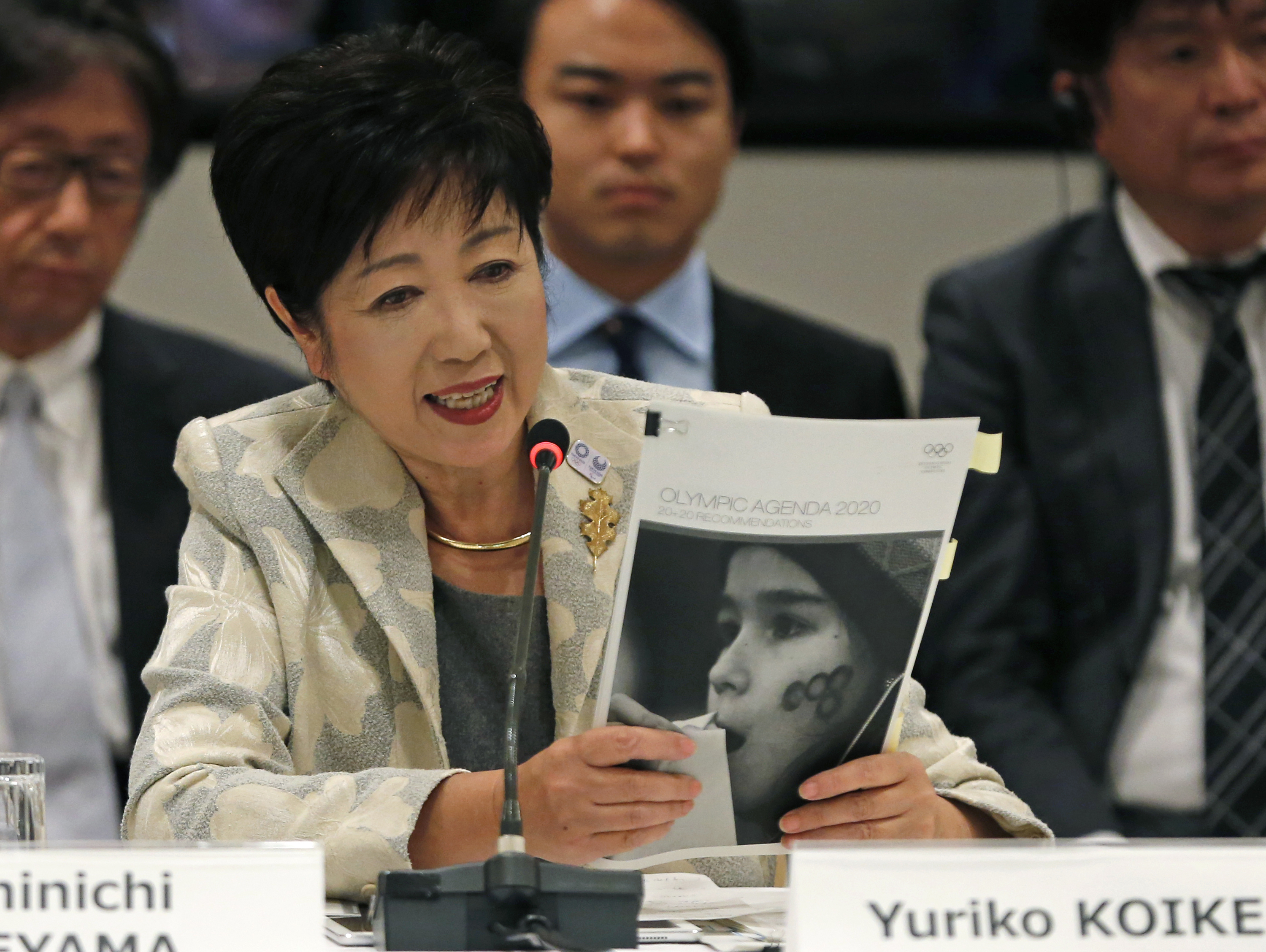 Japan to put surname first for Japanese names in English