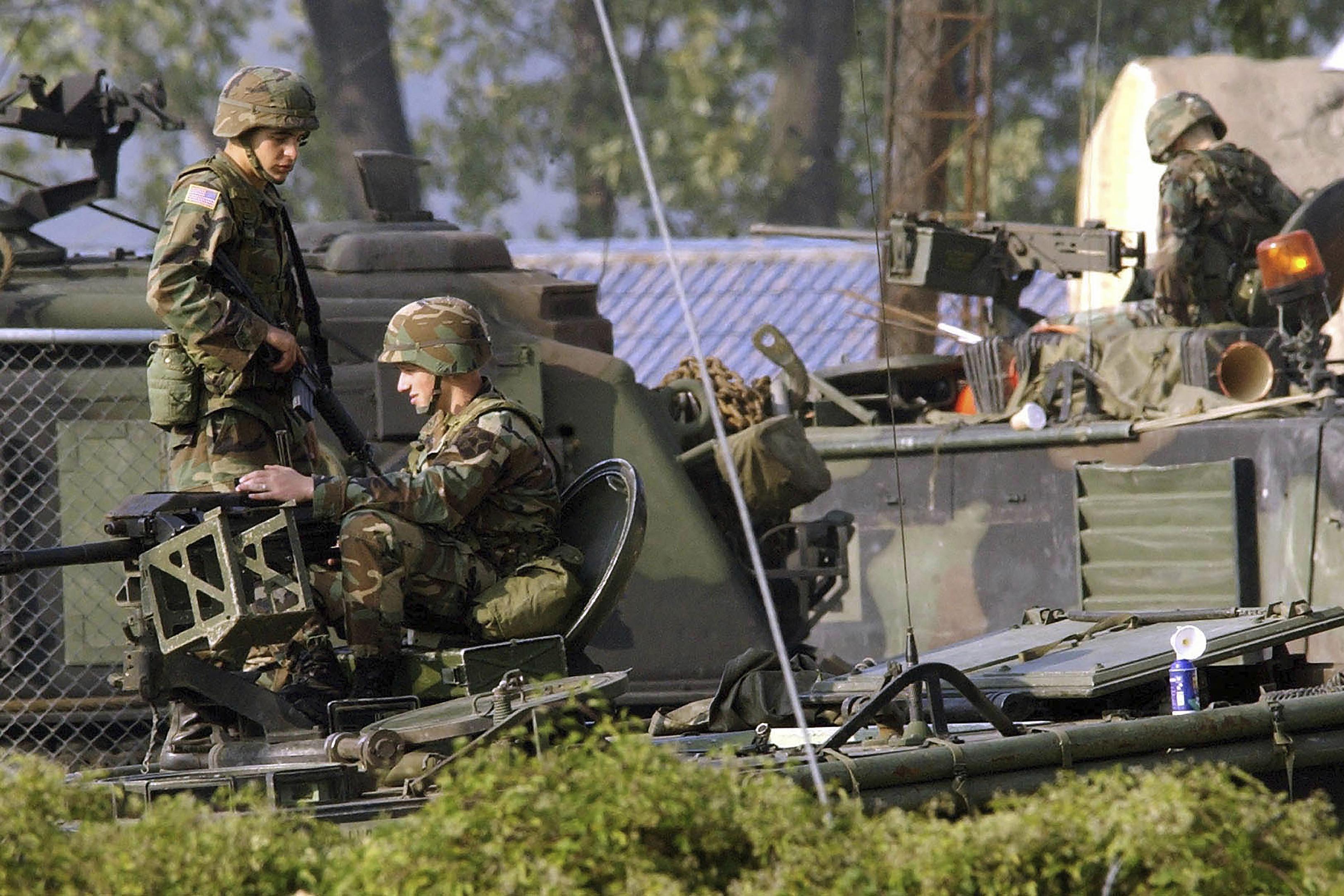 US military base blares false alarm amid N Korea concerns