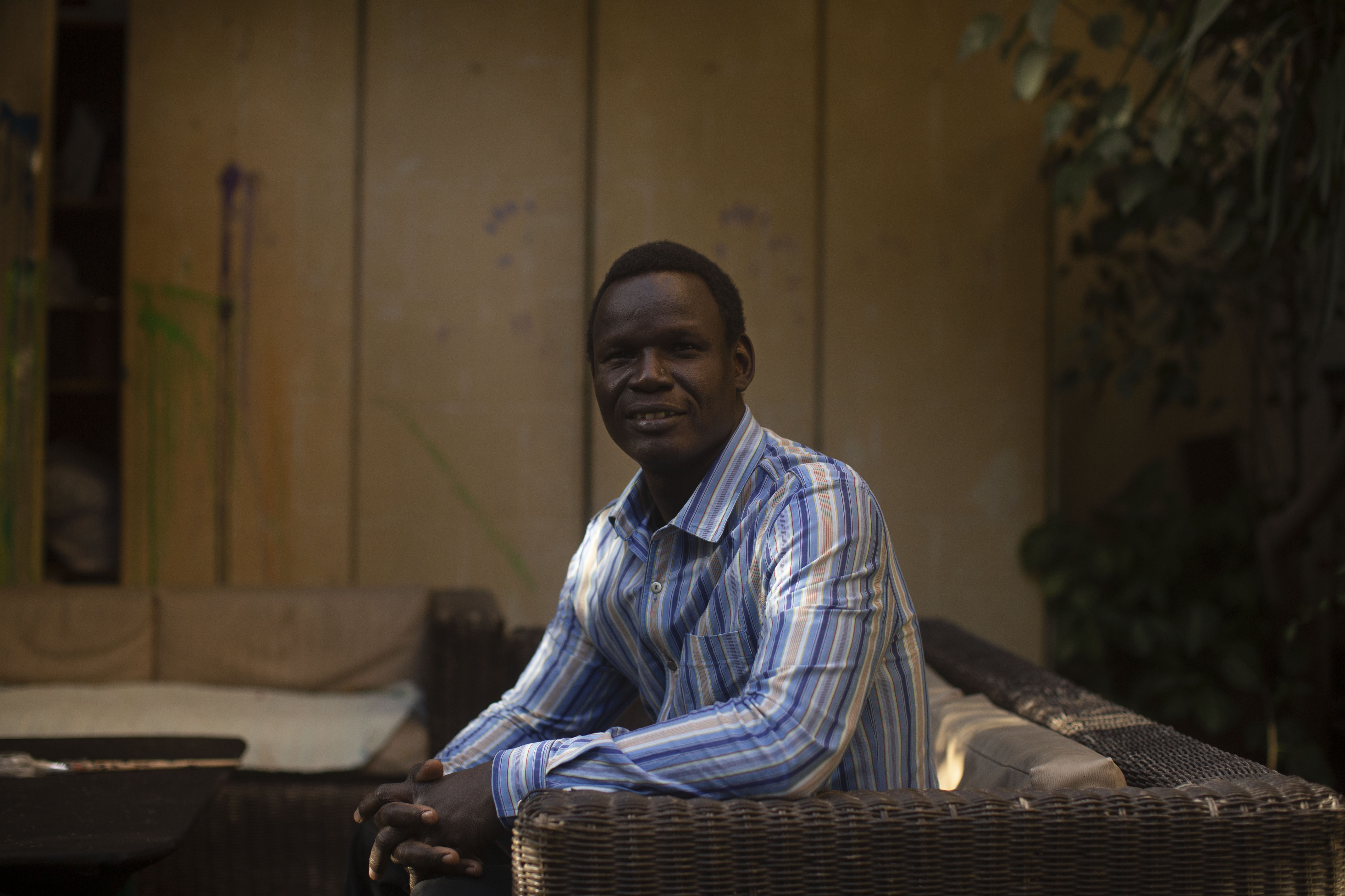 Fleeing war, poverty, African migrants face racism in Egypt