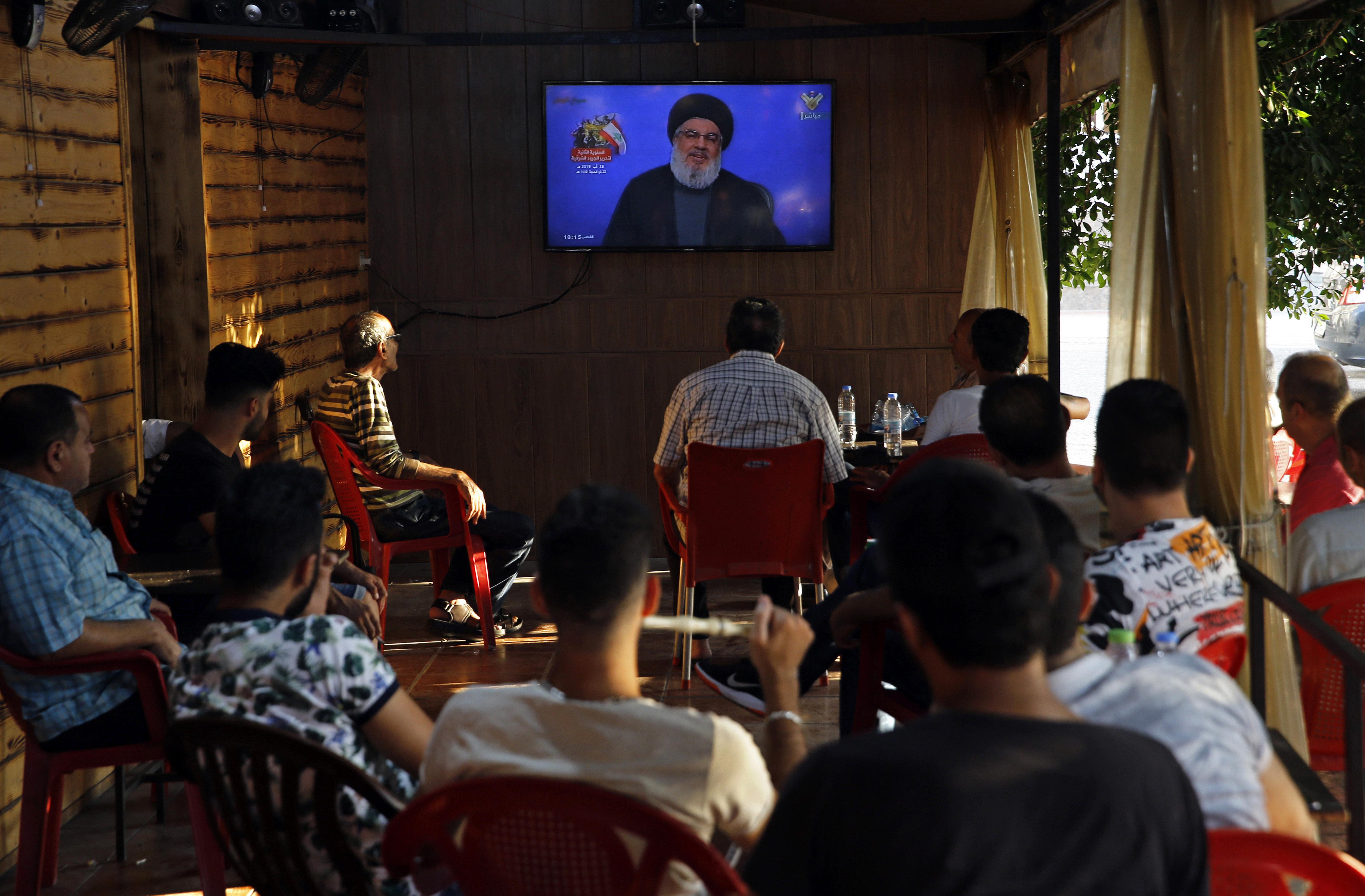 Hezbollah tells Saudi Arabia to stop Yemen war