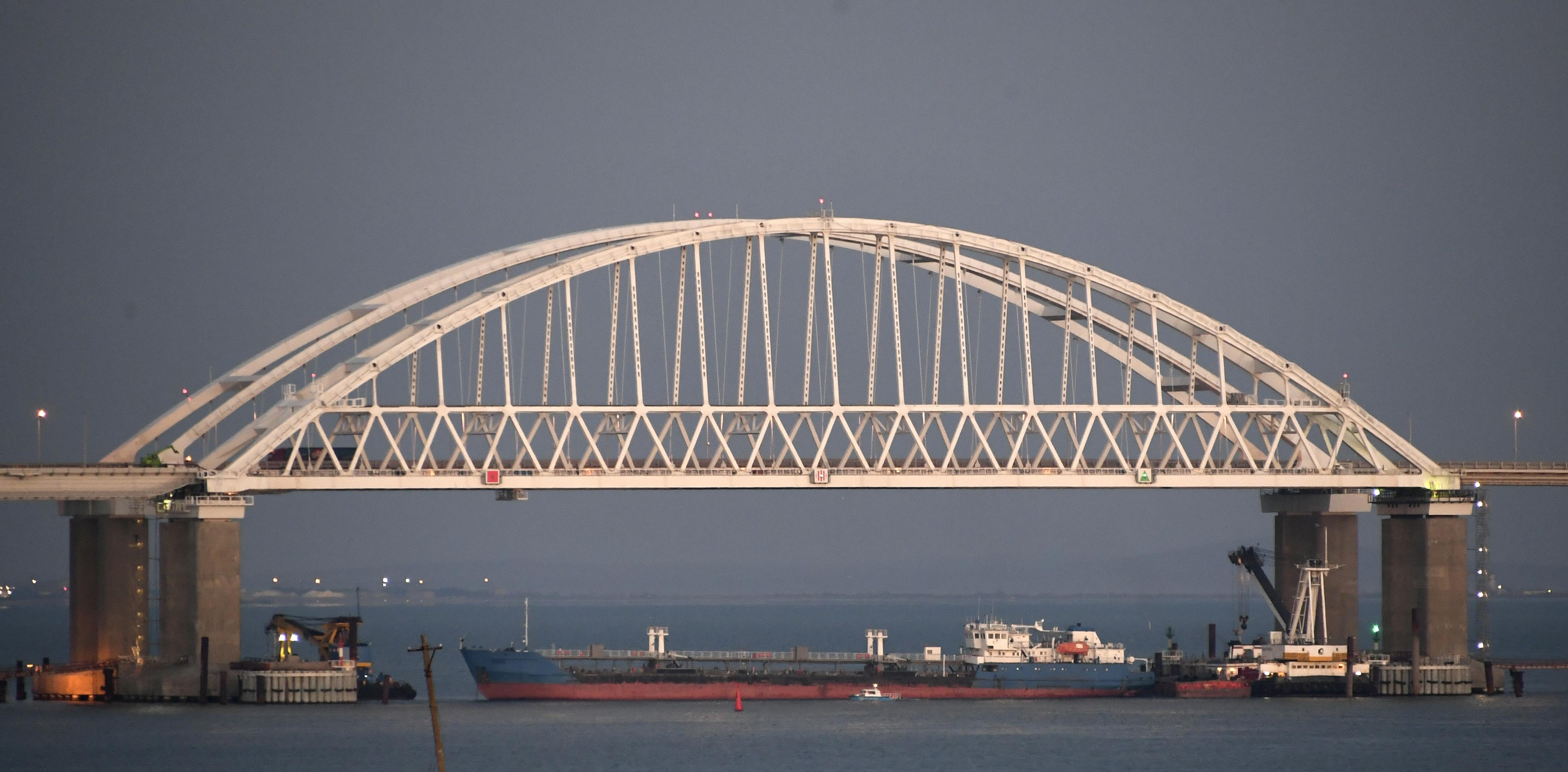 Ukraine seizes Russian tanker in Black Sea