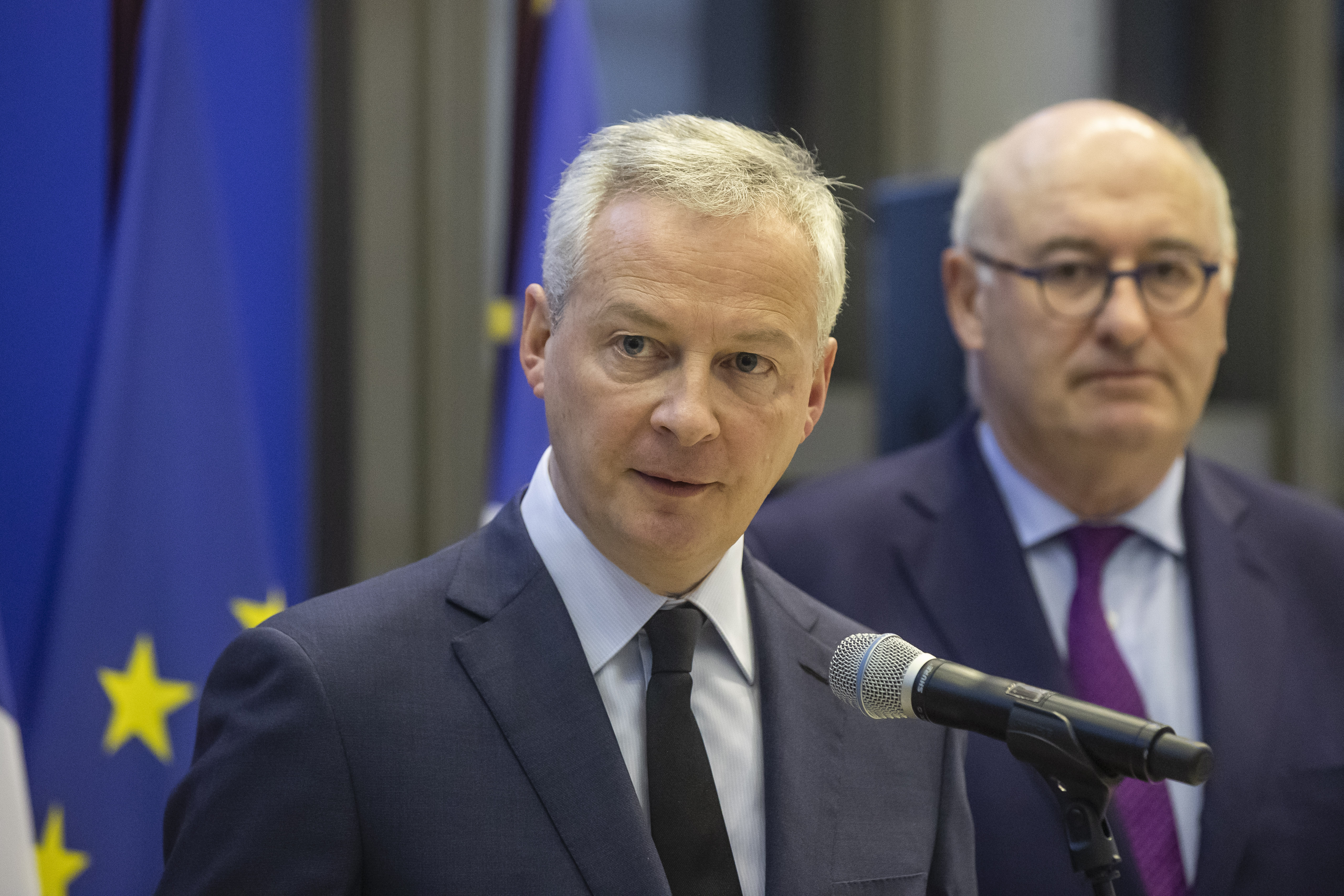 France and EU ready to respond to US threat of new tariffs