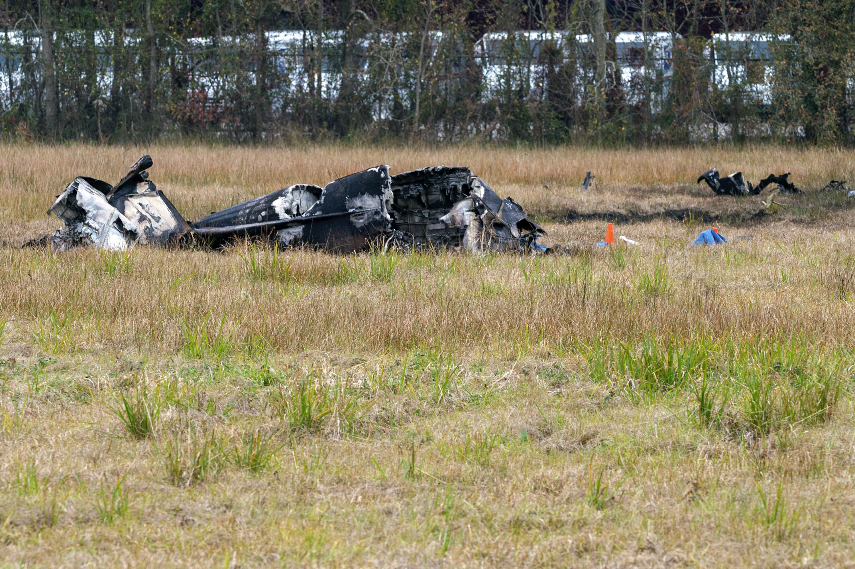 NTSB: Witness saw Louisiana plane level out before crash