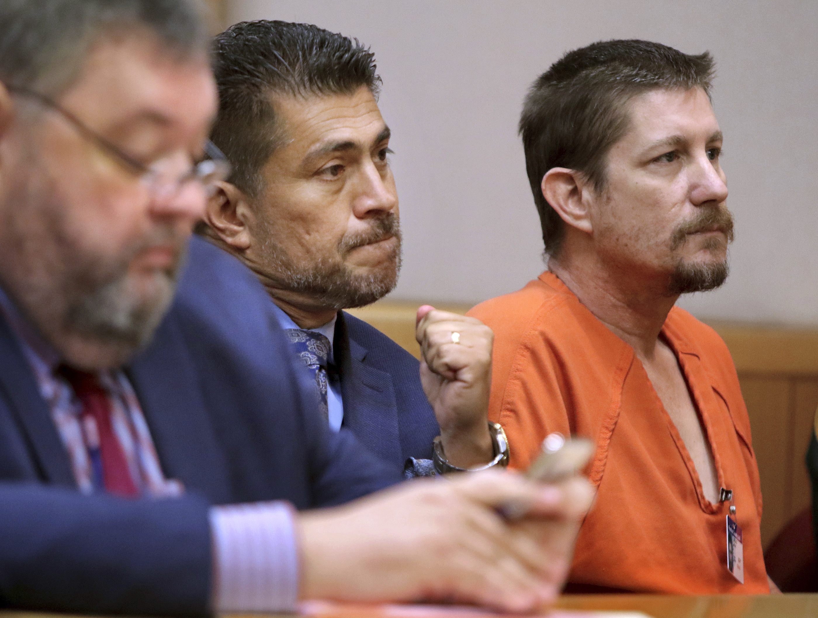 The Latest: Jury deliberating over parking lot shooting