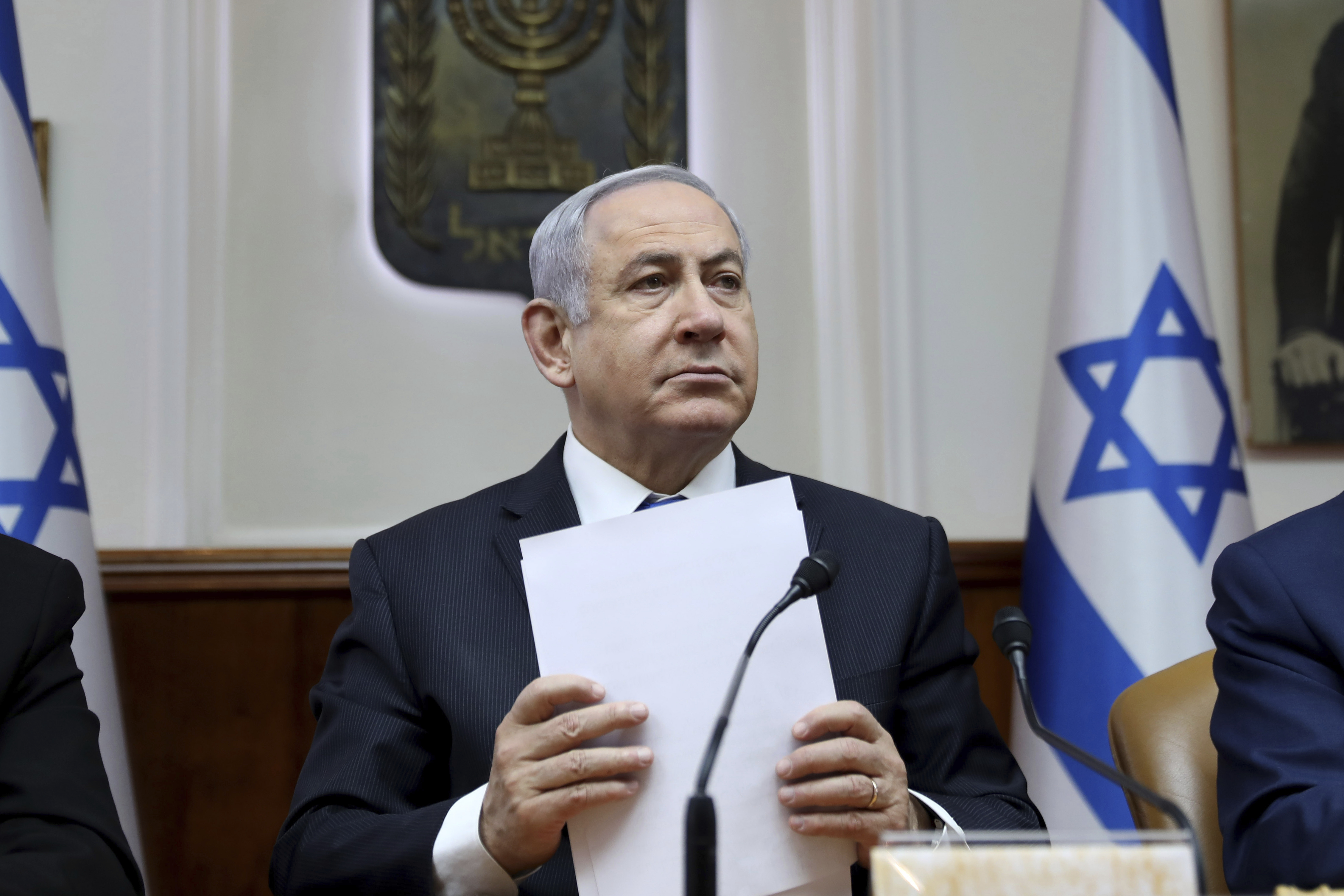 Israeli court orders Netanyahu to appear at trials opening