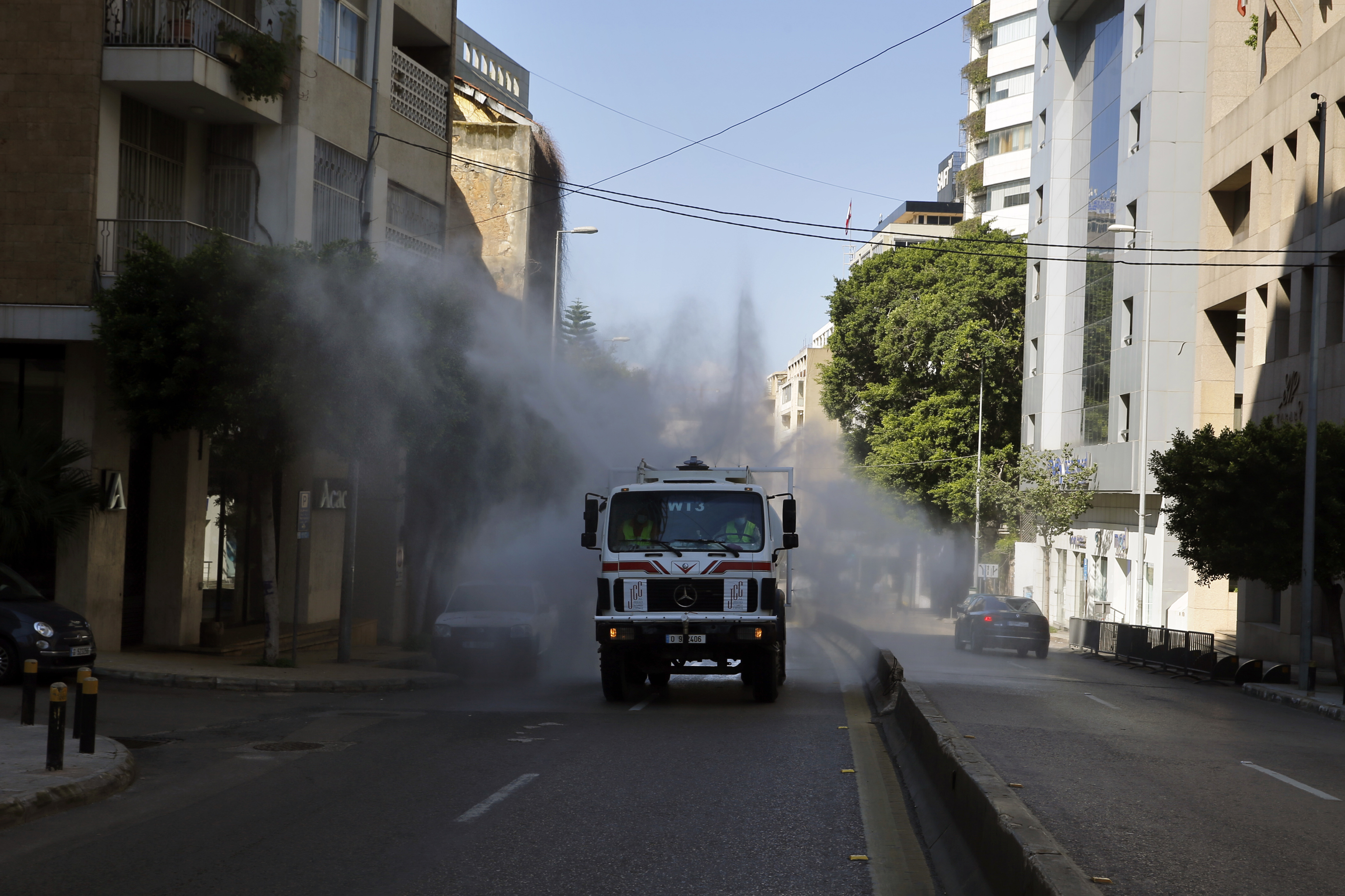 Virus now in Gaza, Syria, raising fears in vulnerable areas