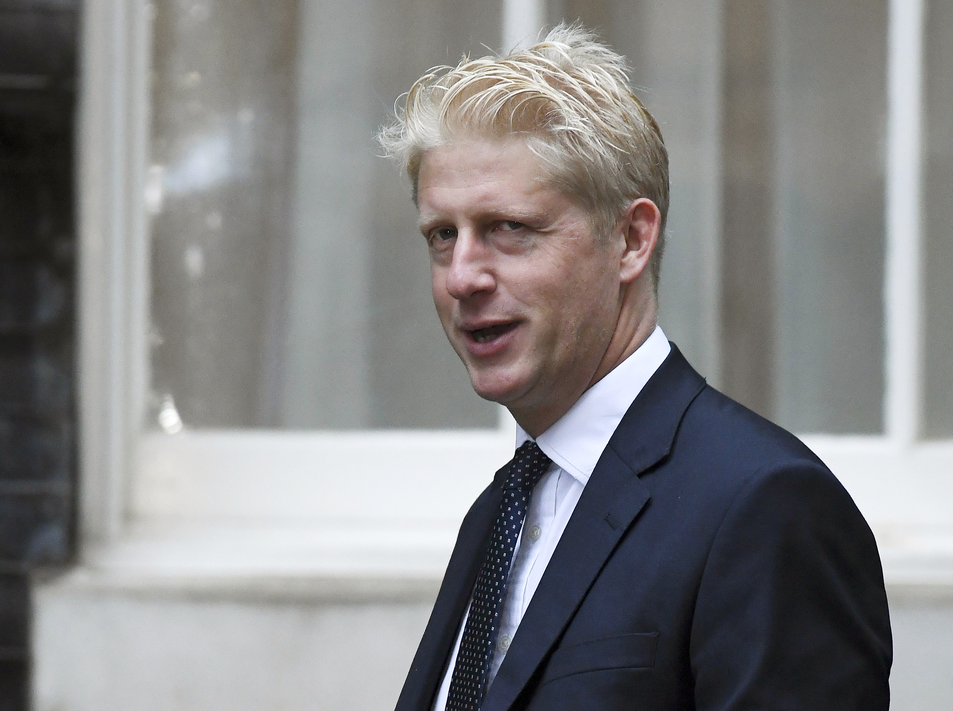 This time its Boris Johnsons younger brother jumping ship