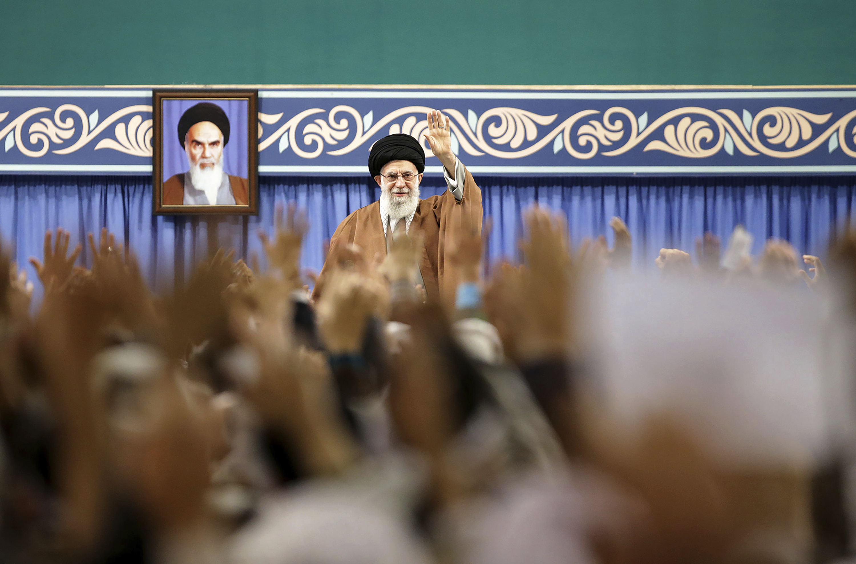 Iran can call on powerful friends if conflict engulfs region