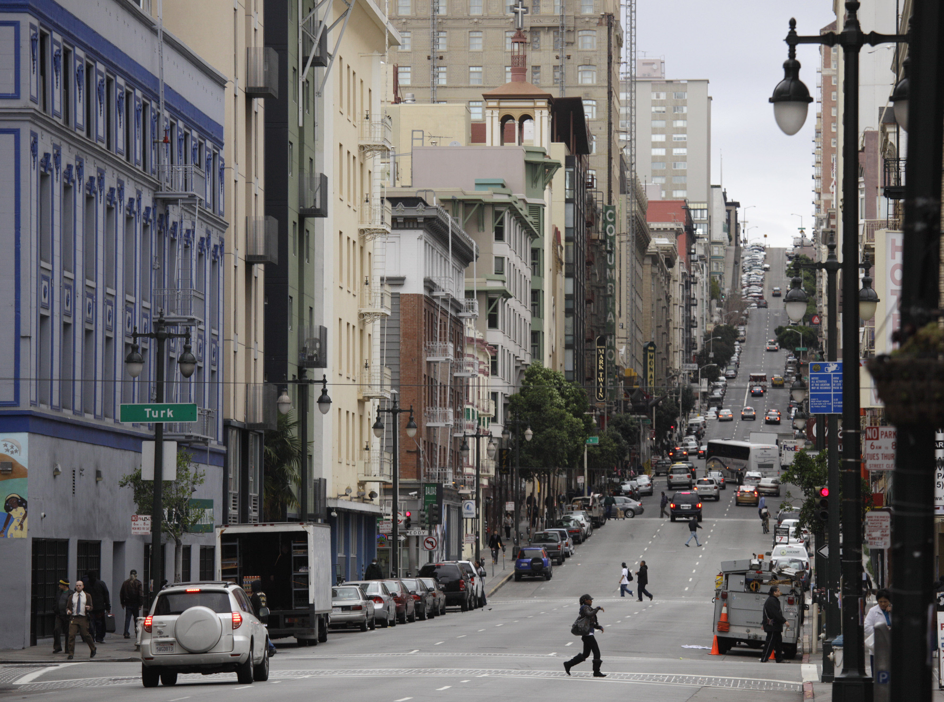The Latest: 32 busted in drug operation in San Francisco