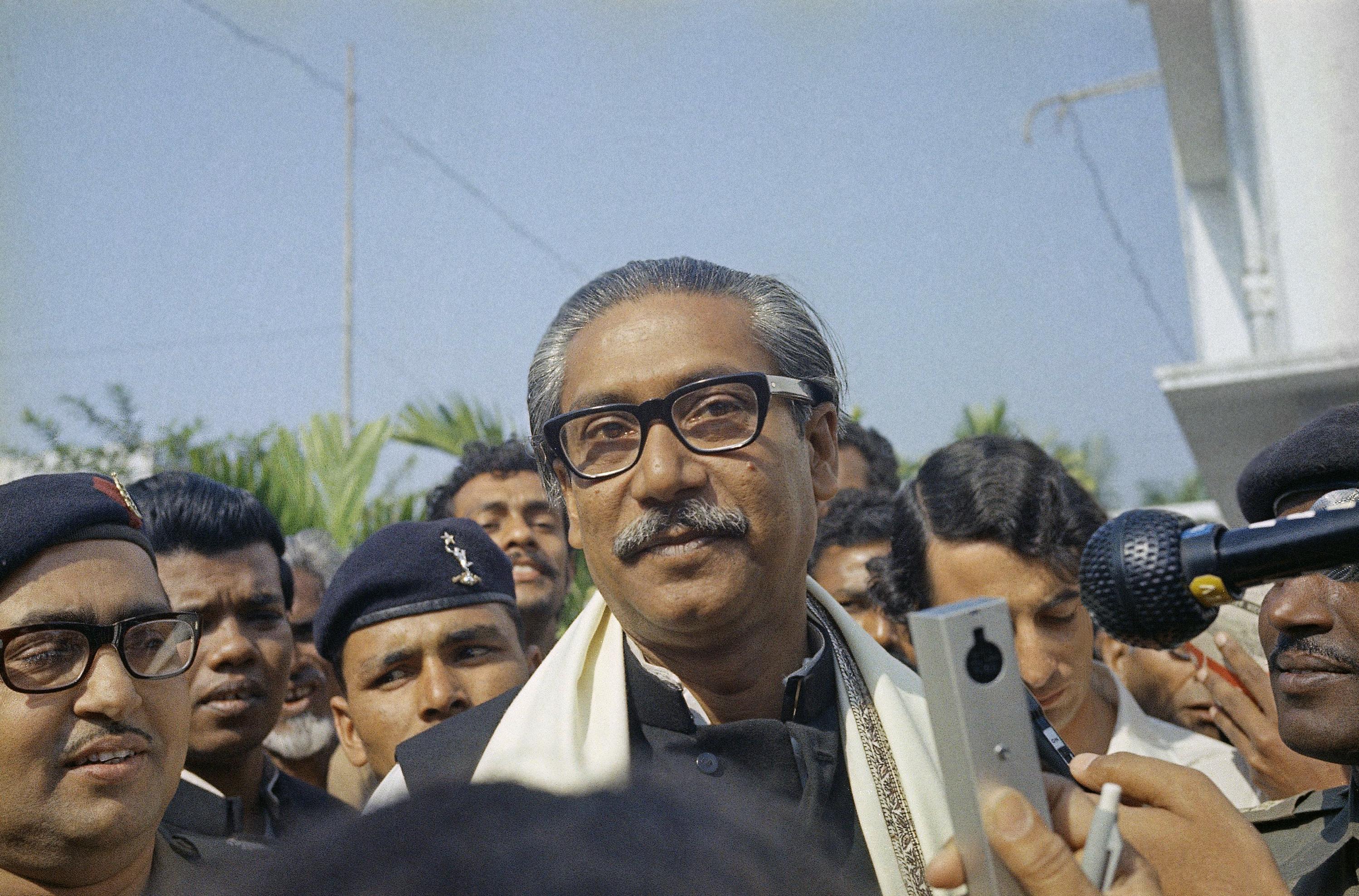 Bangladesh arrests fugitive killer of independence leader