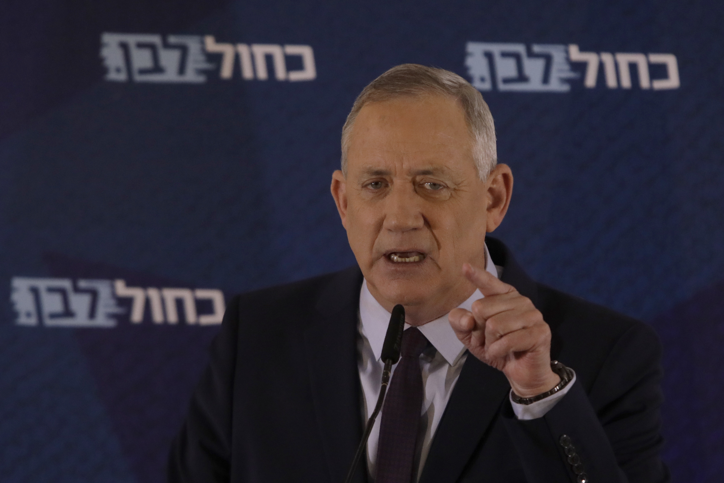 Israel election challenger gets extra security after threats