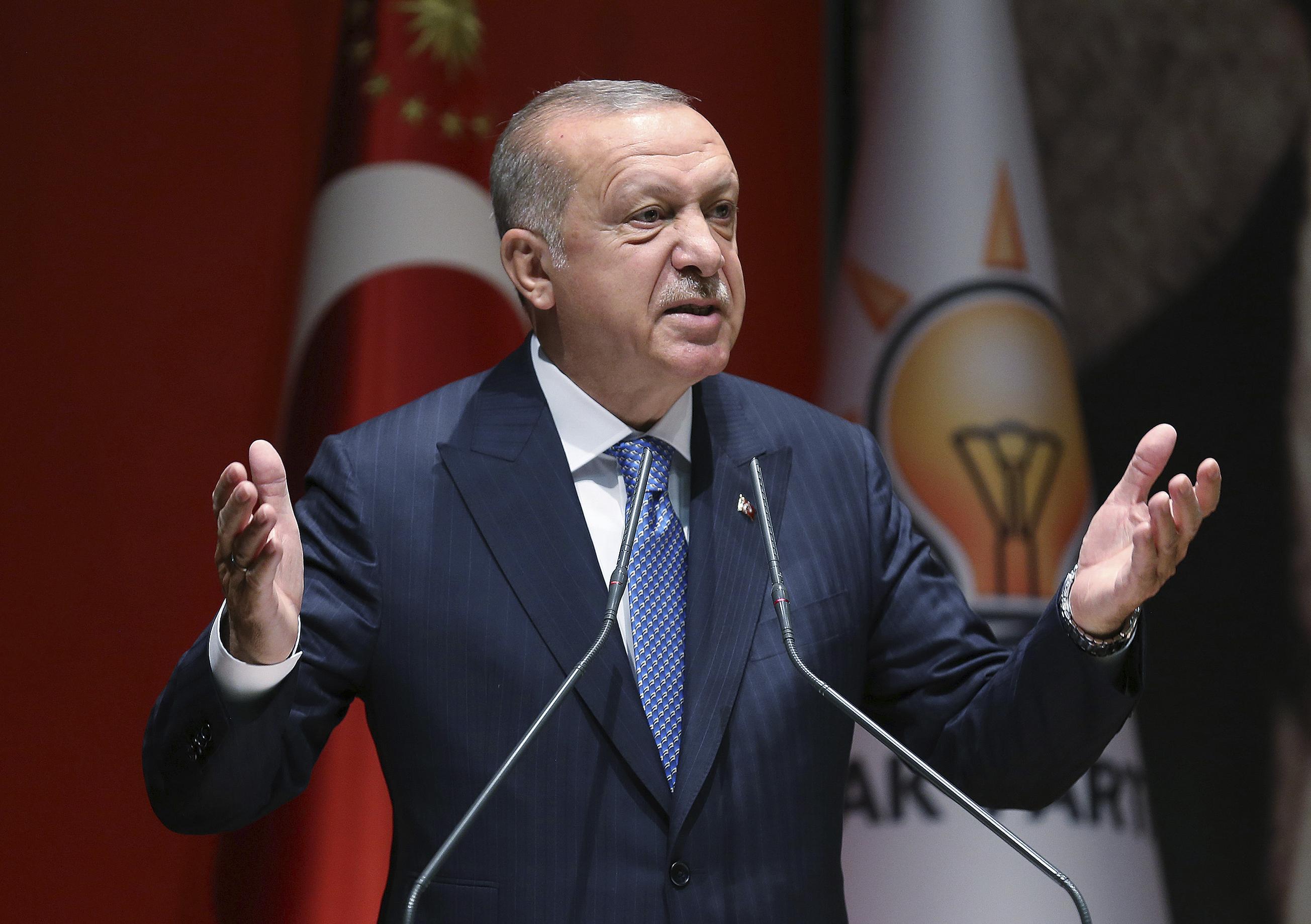 Turkey determined to destroy terror corridor in Syria