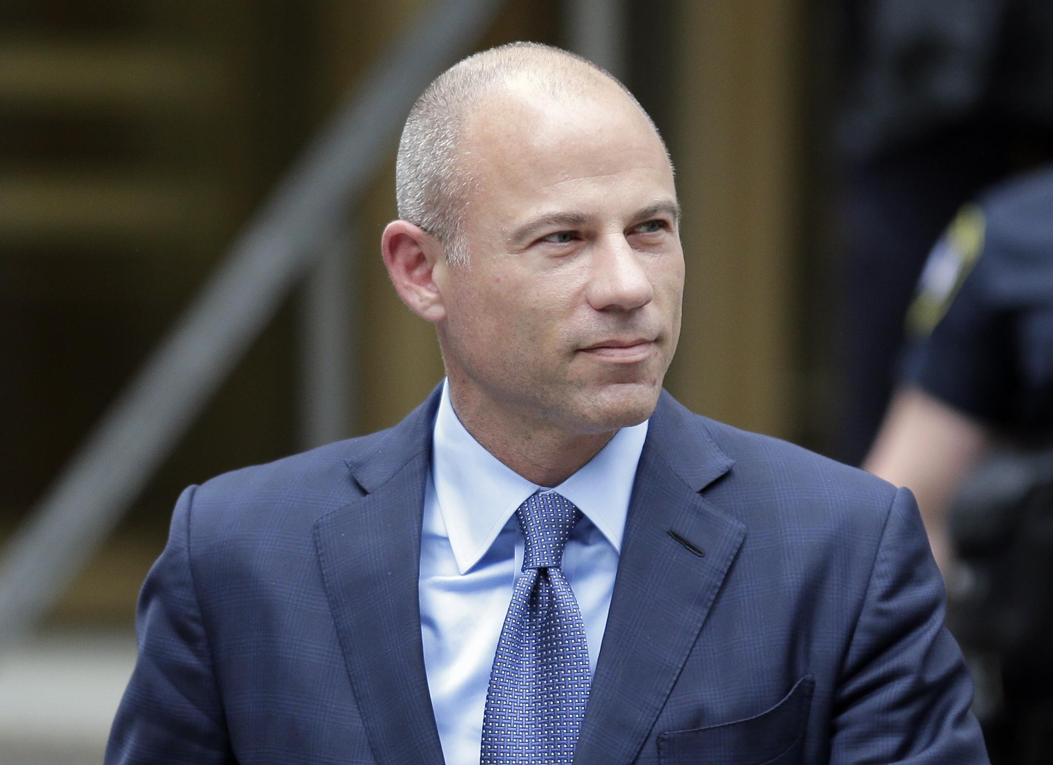 Prosecutors: Deeply-in-debt Michael Avenatti sought payday