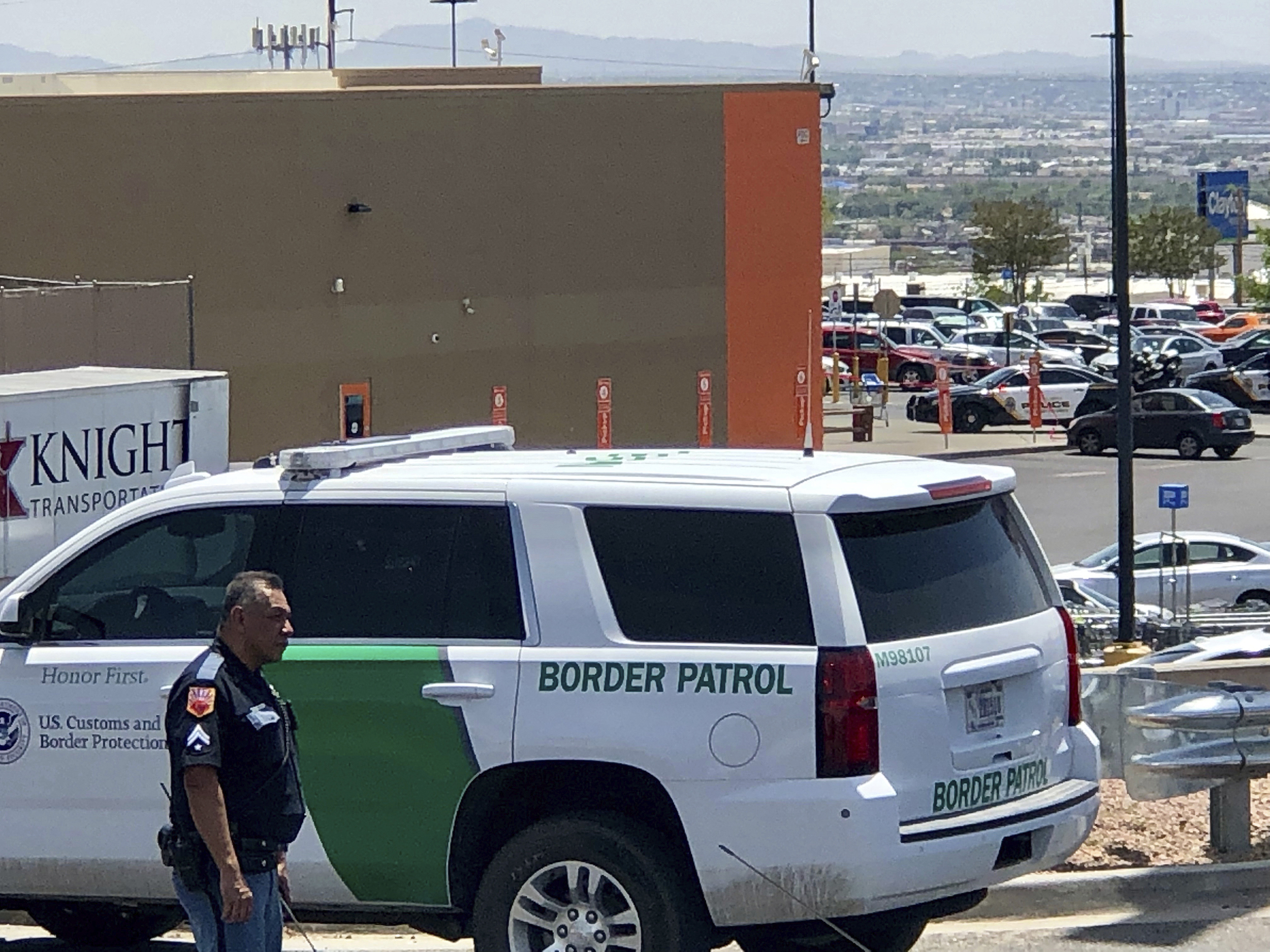 The Latest: Official: El Paso attack victim dies at hospital
