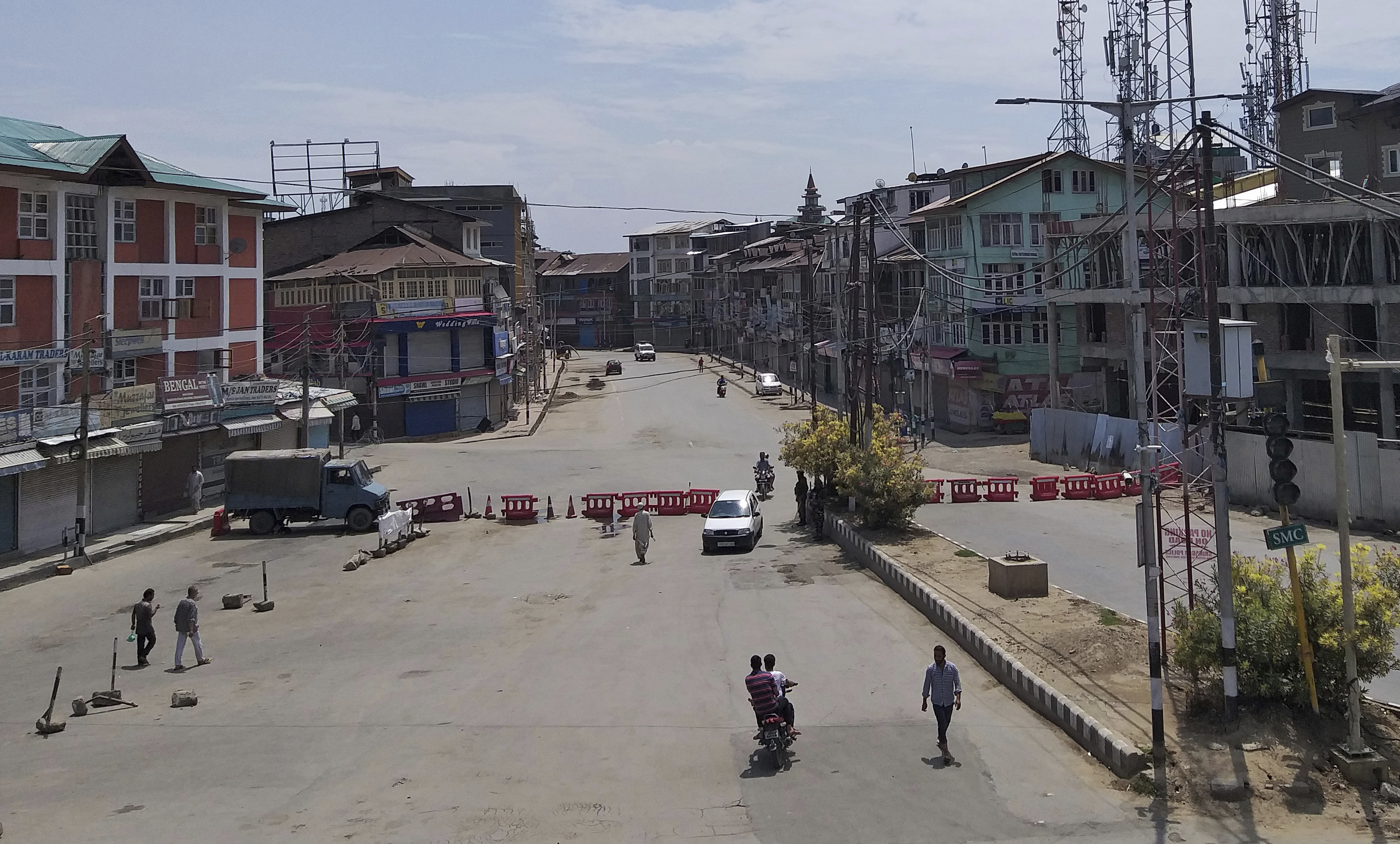 Kashmirs streets silent as peoples despair and rage grow
