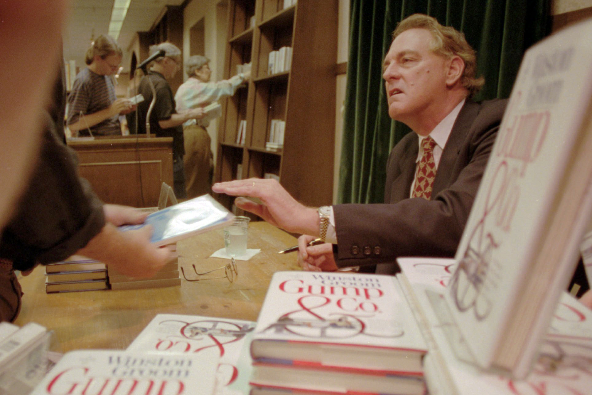 Forrest Gump author Winston Groom dead at 77