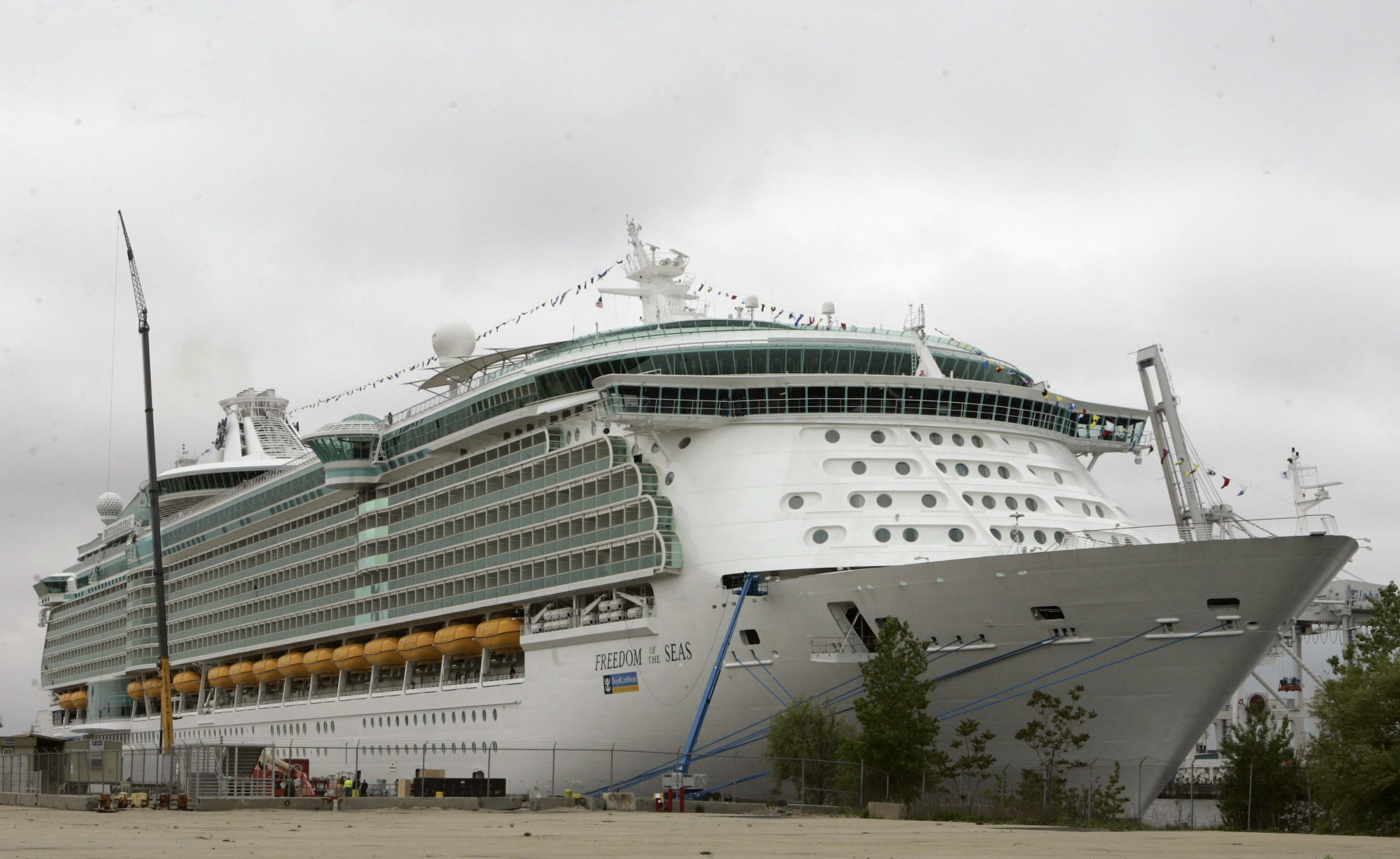 Mother: Family will sue cruise company over toddlers death