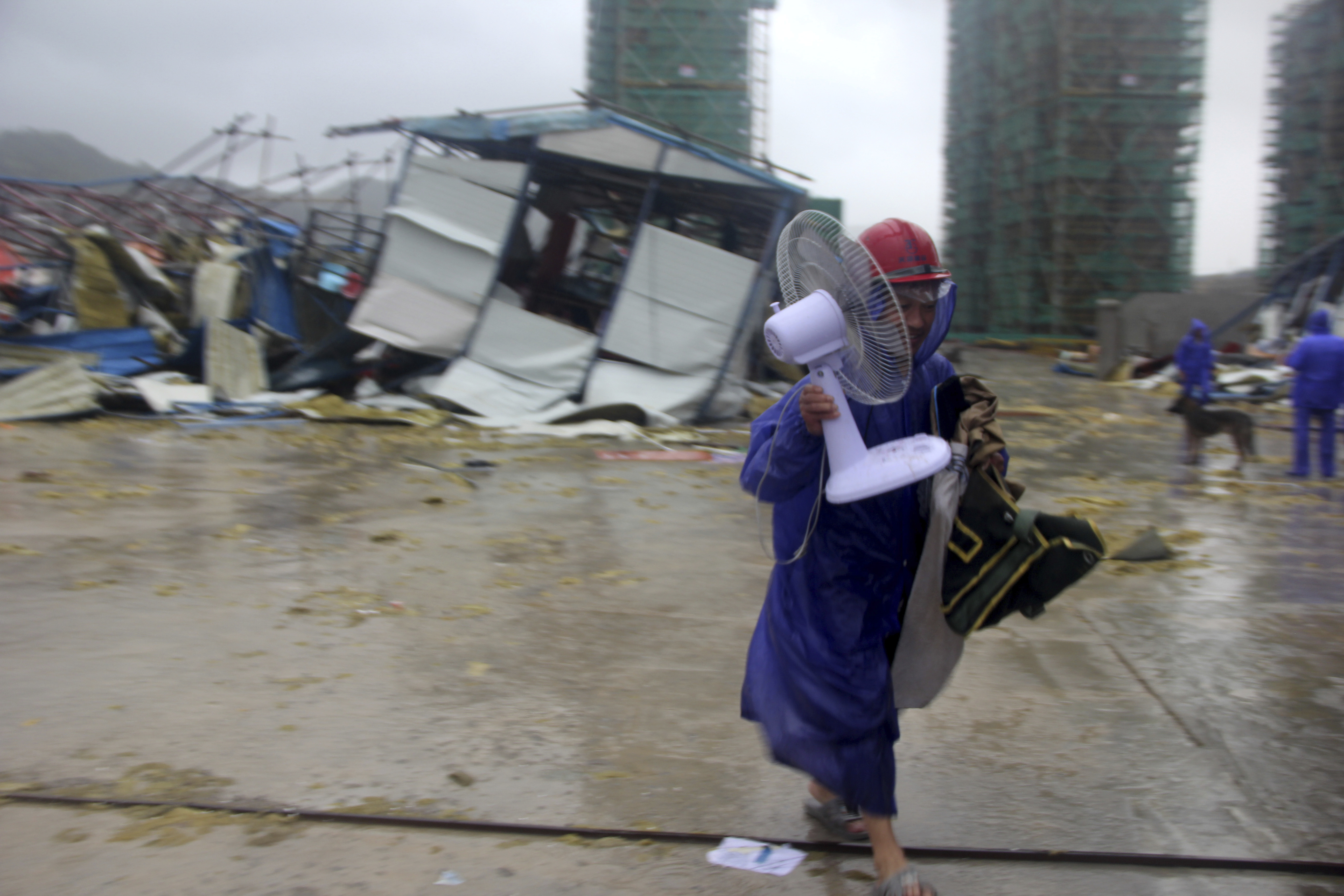 Typhoon leaves 28 dead in China, 20 still missing