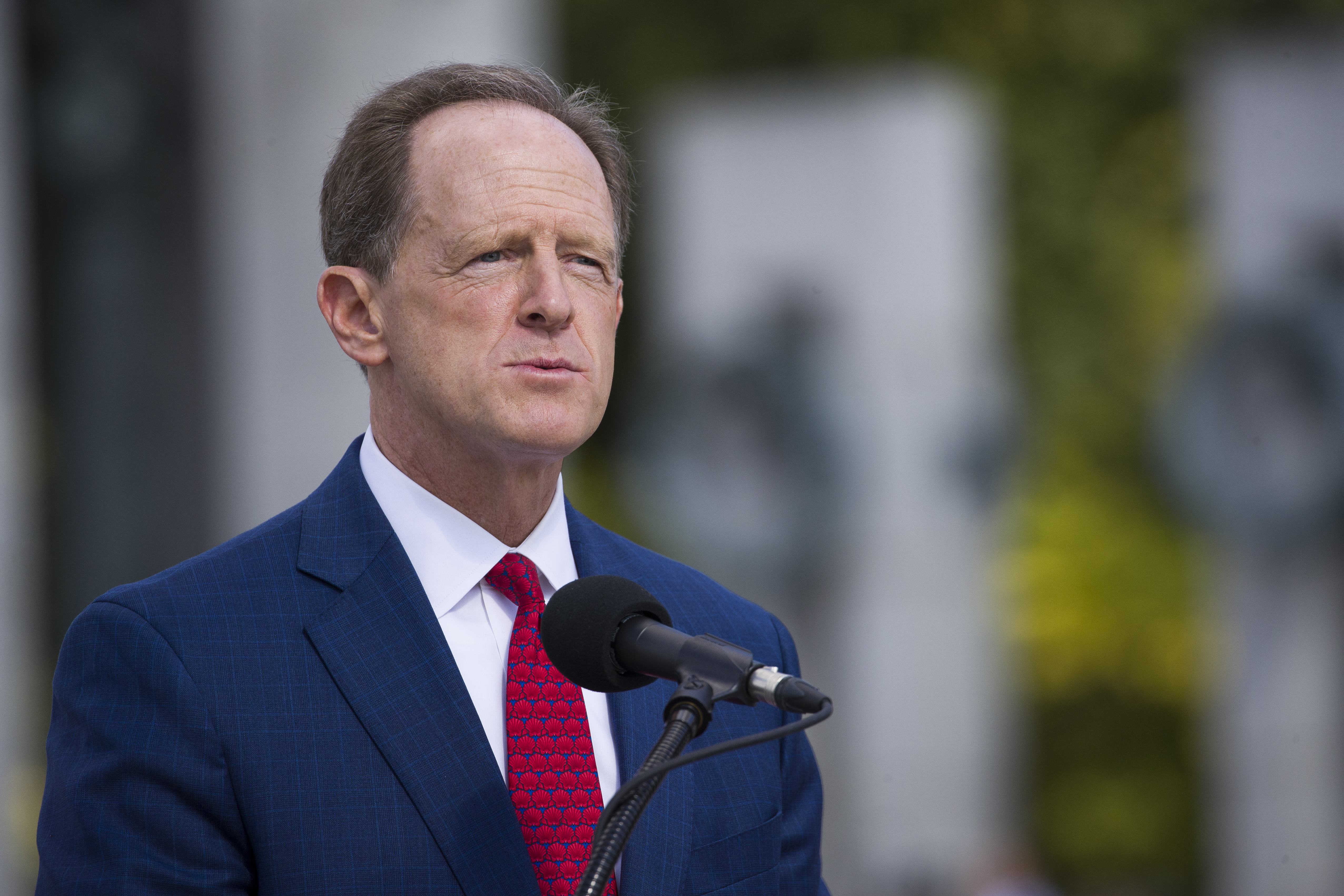 Toomey wont run for Senate again, or governor, source says