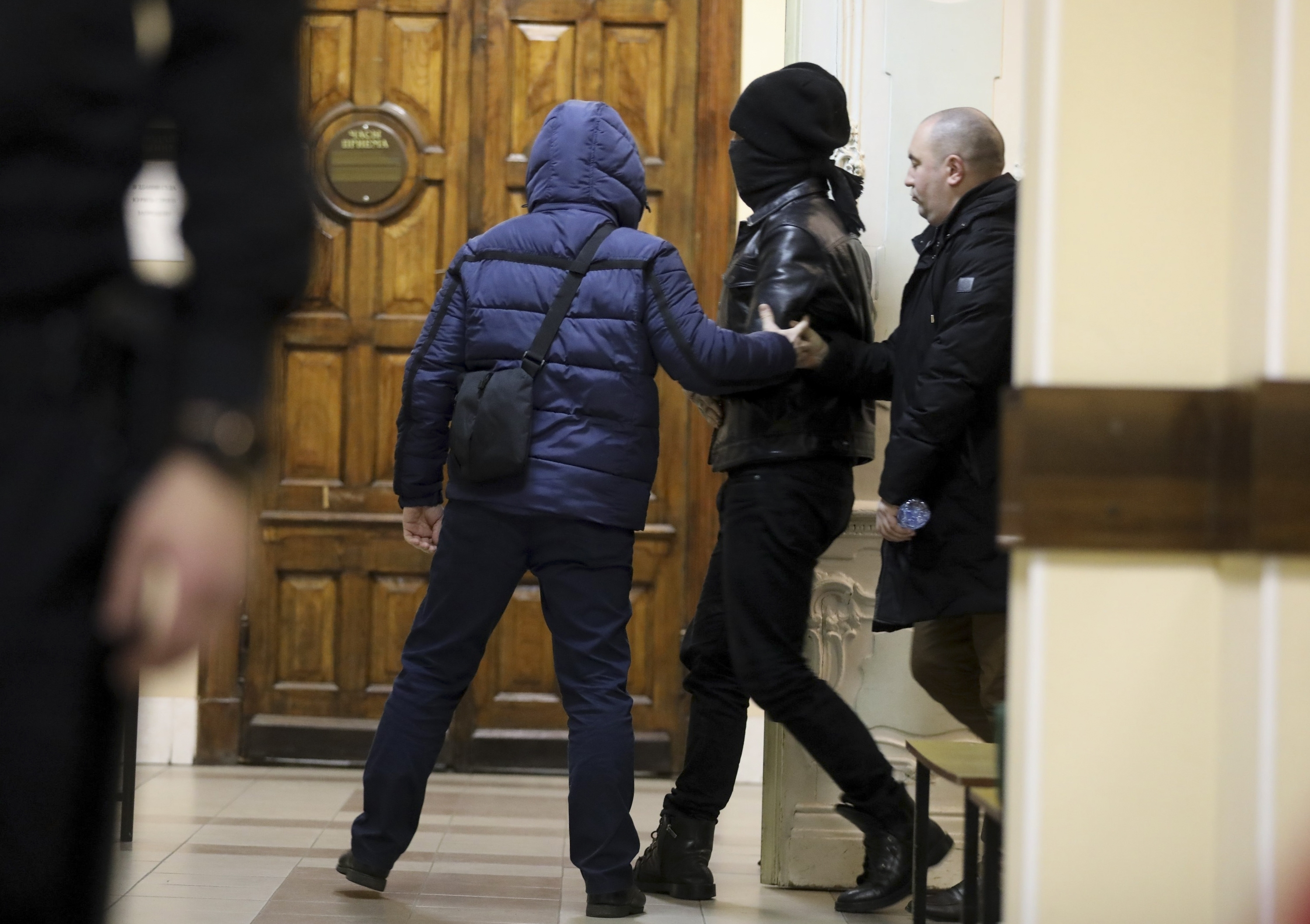 Russian court jails 2 terrorism suspects arrested on US tip