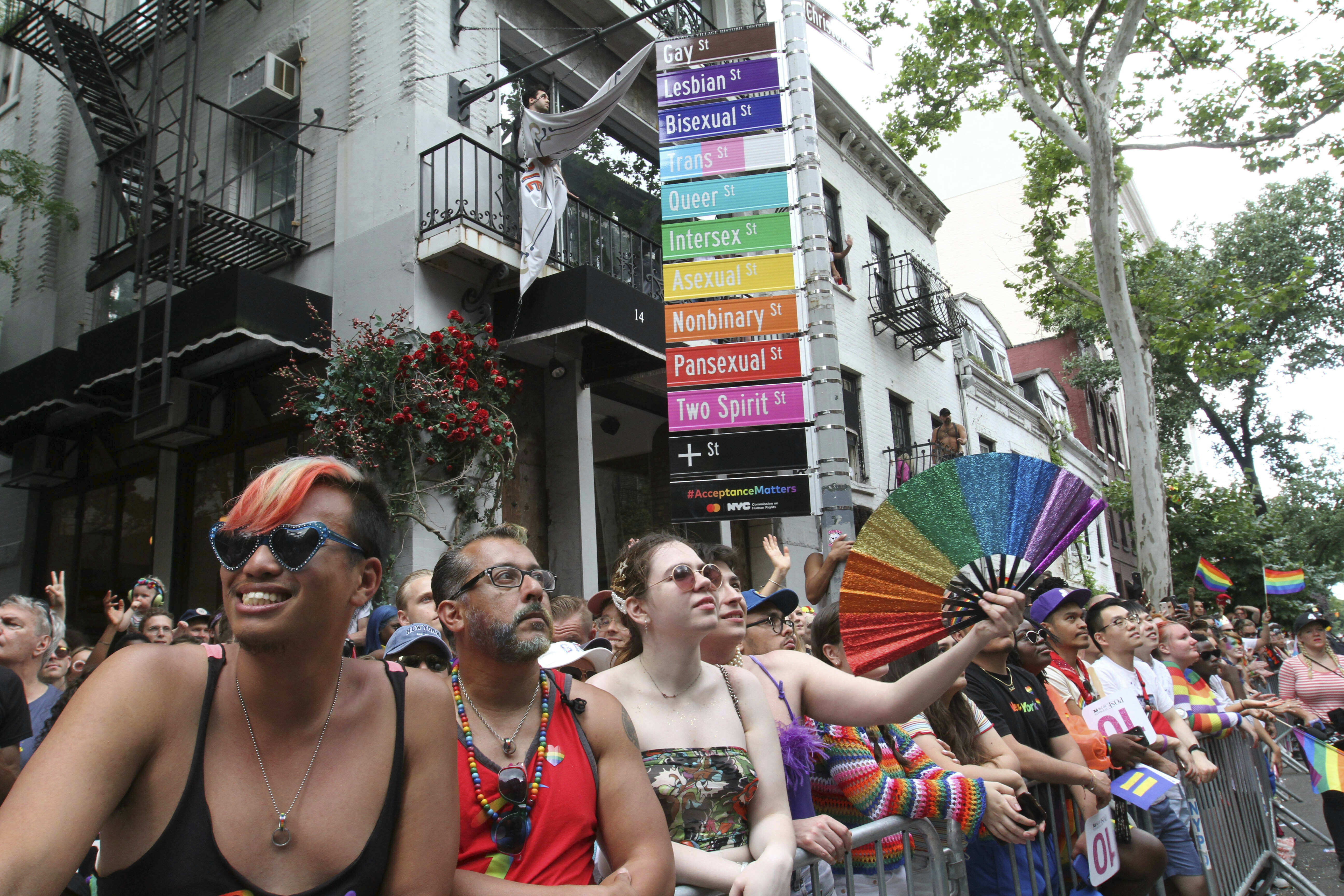 Epic! New Yorks Pride parade lasted over 12 hours