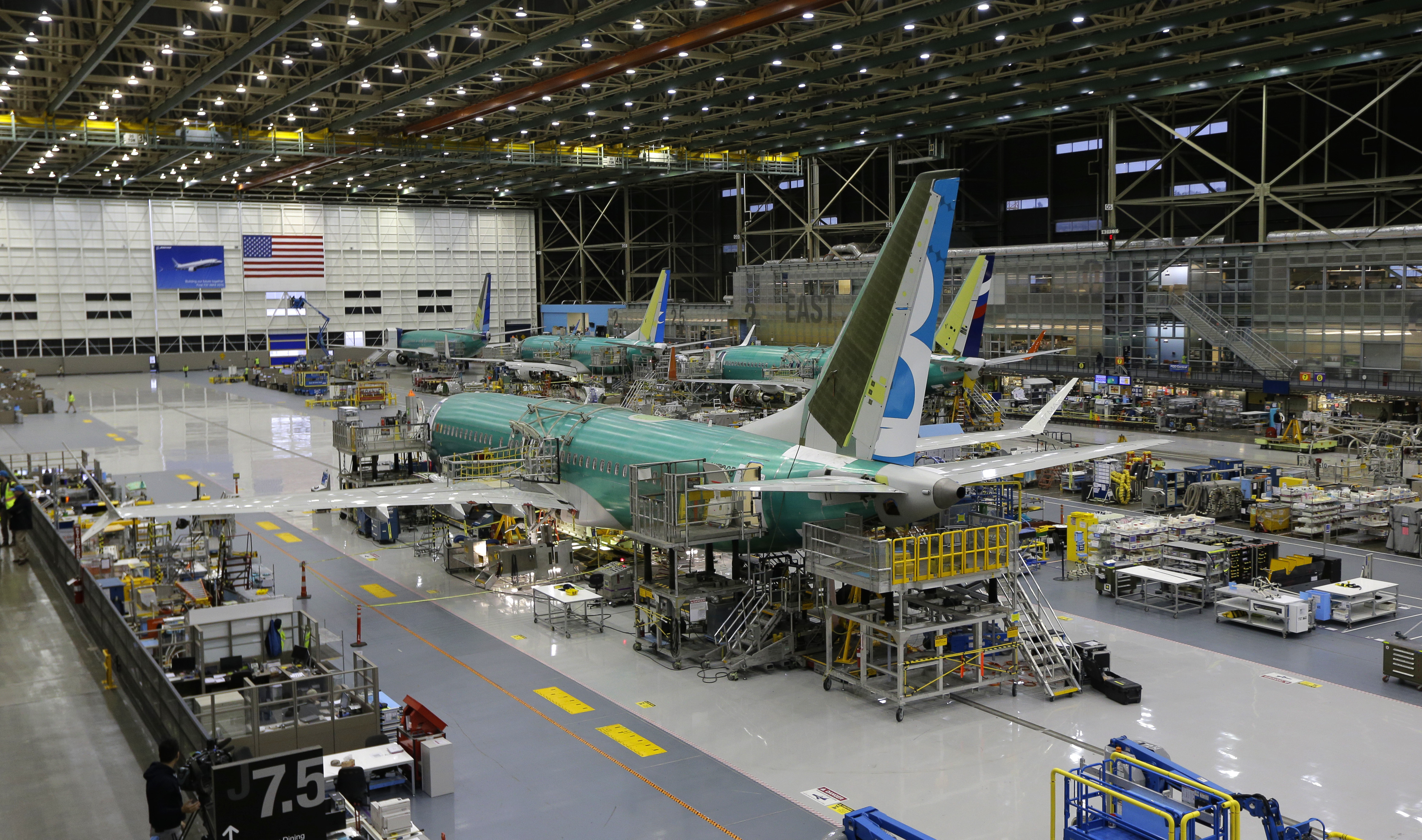 Boeing aims to finish software fix to 737 Max in September