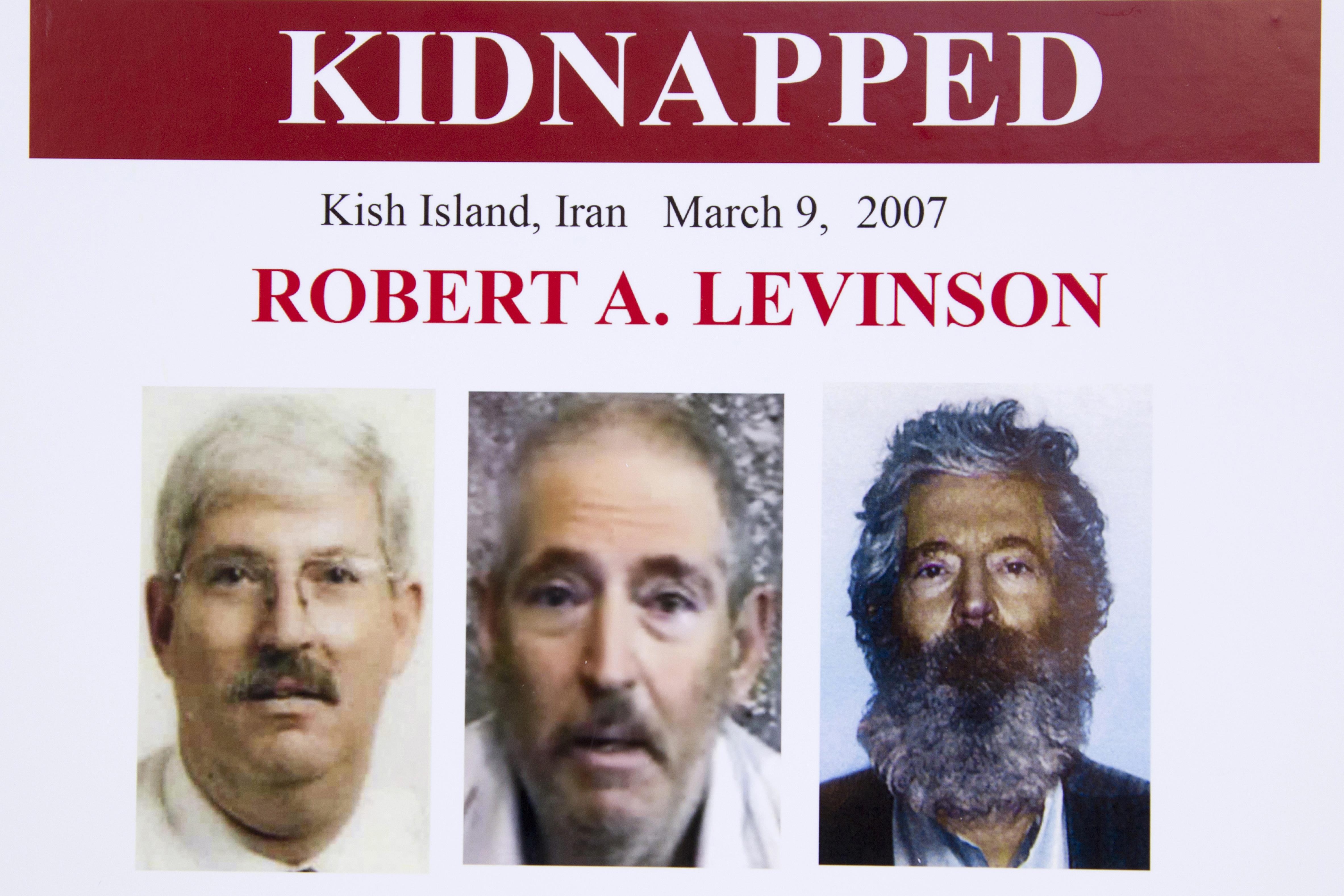 US court: Iran owes $1.4B over ex-FBI agent presumed dead