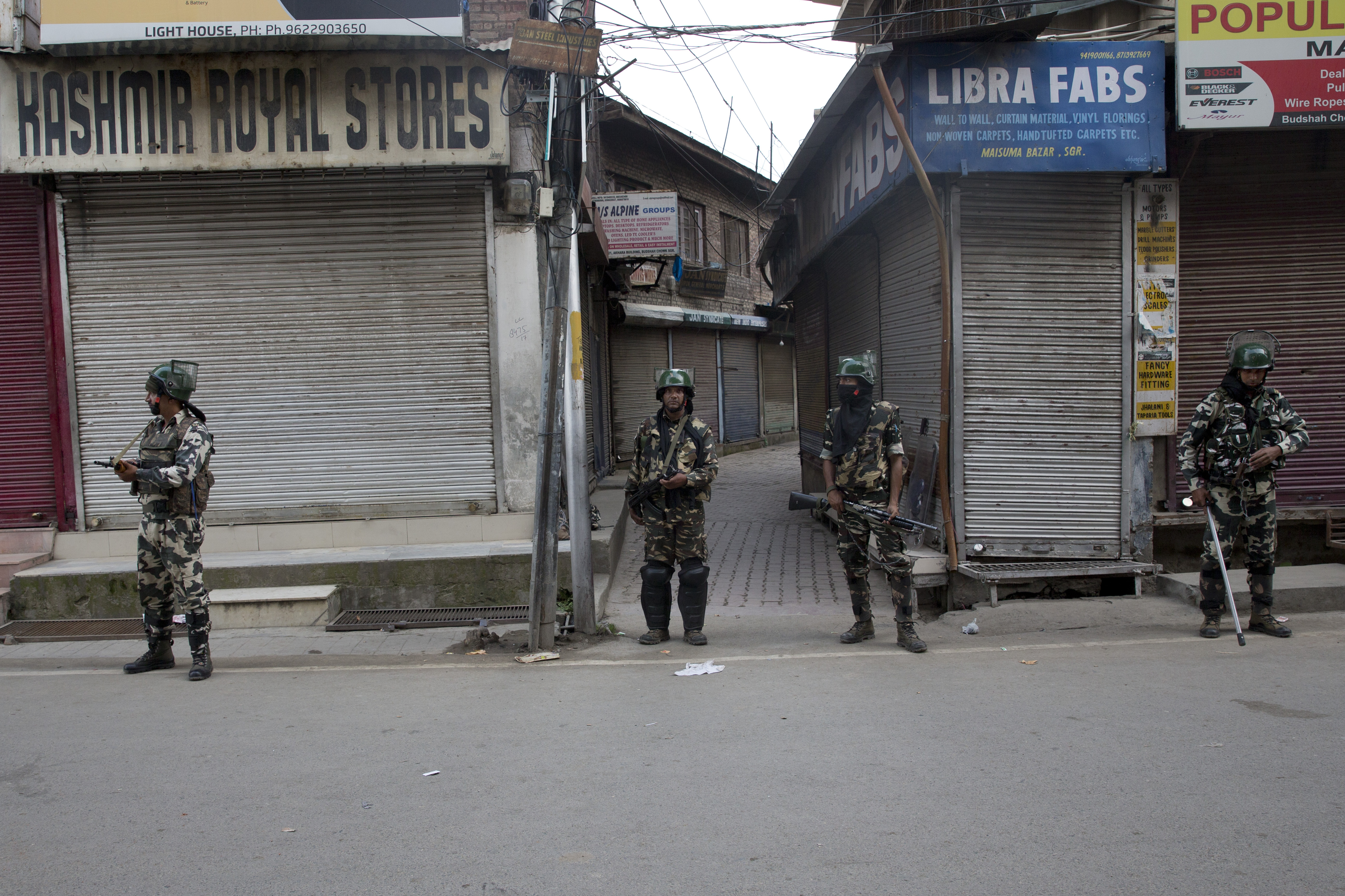 Indian PM: Changes in Kashmir will free it from terrorism