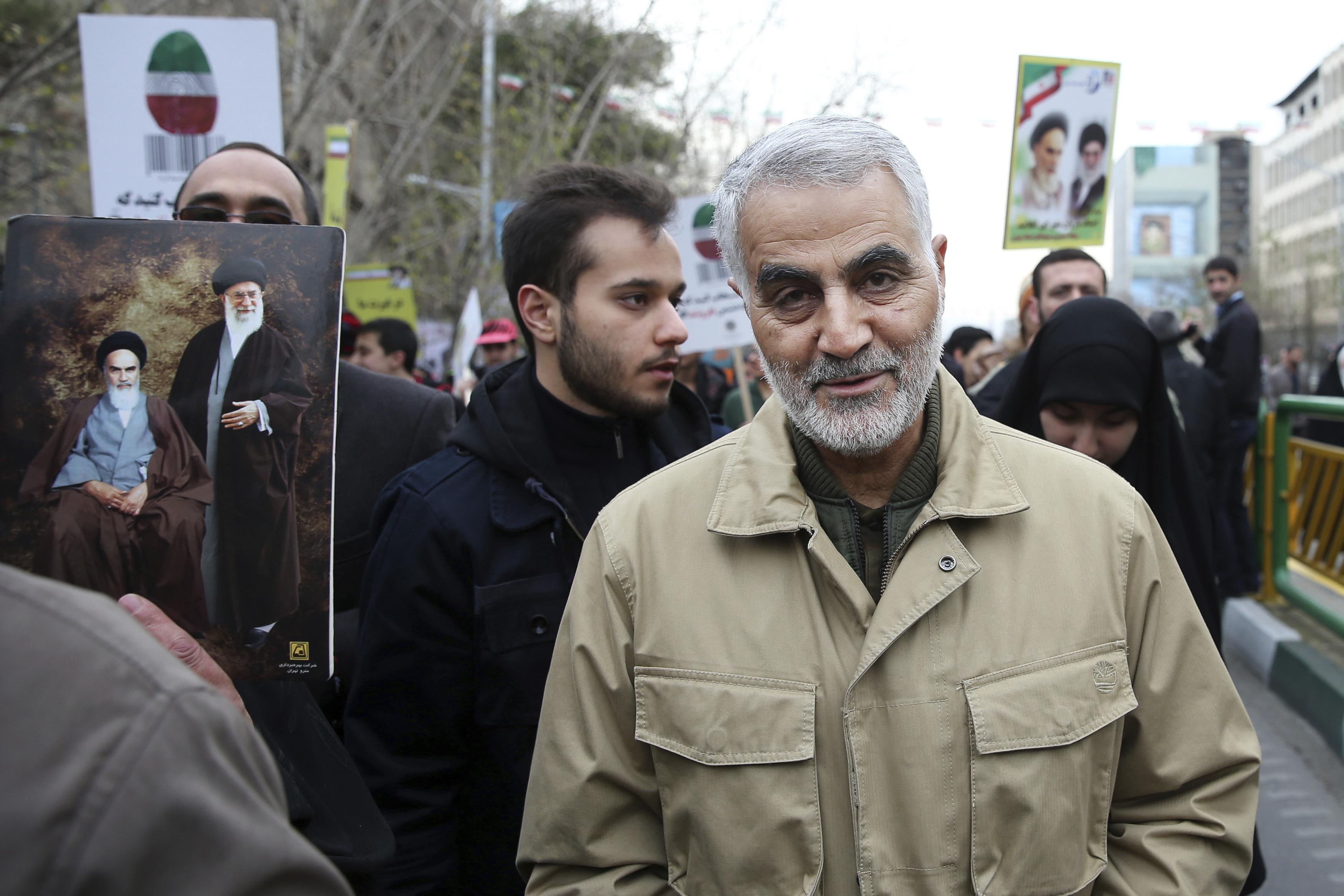 US kills Irans most powerful general in Baghdad airstrike