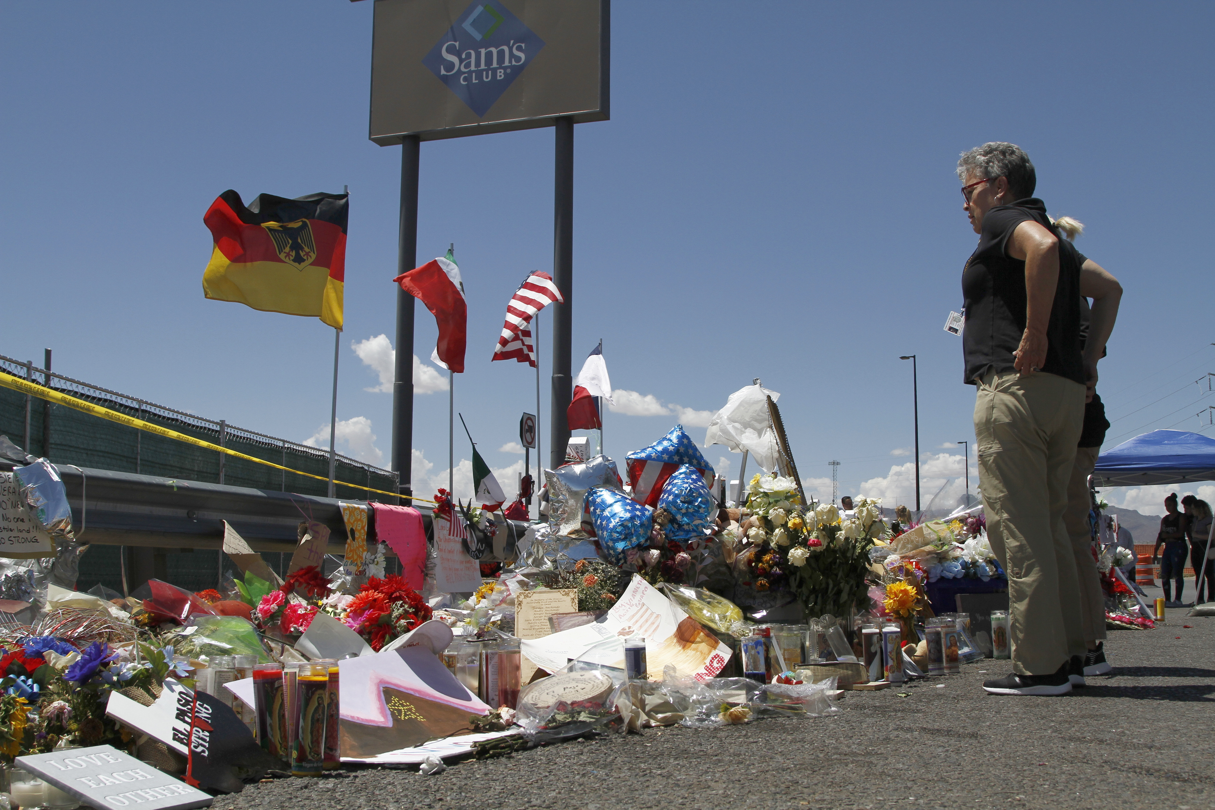 El Paso shooting suspect says AK-style gun came from Romania