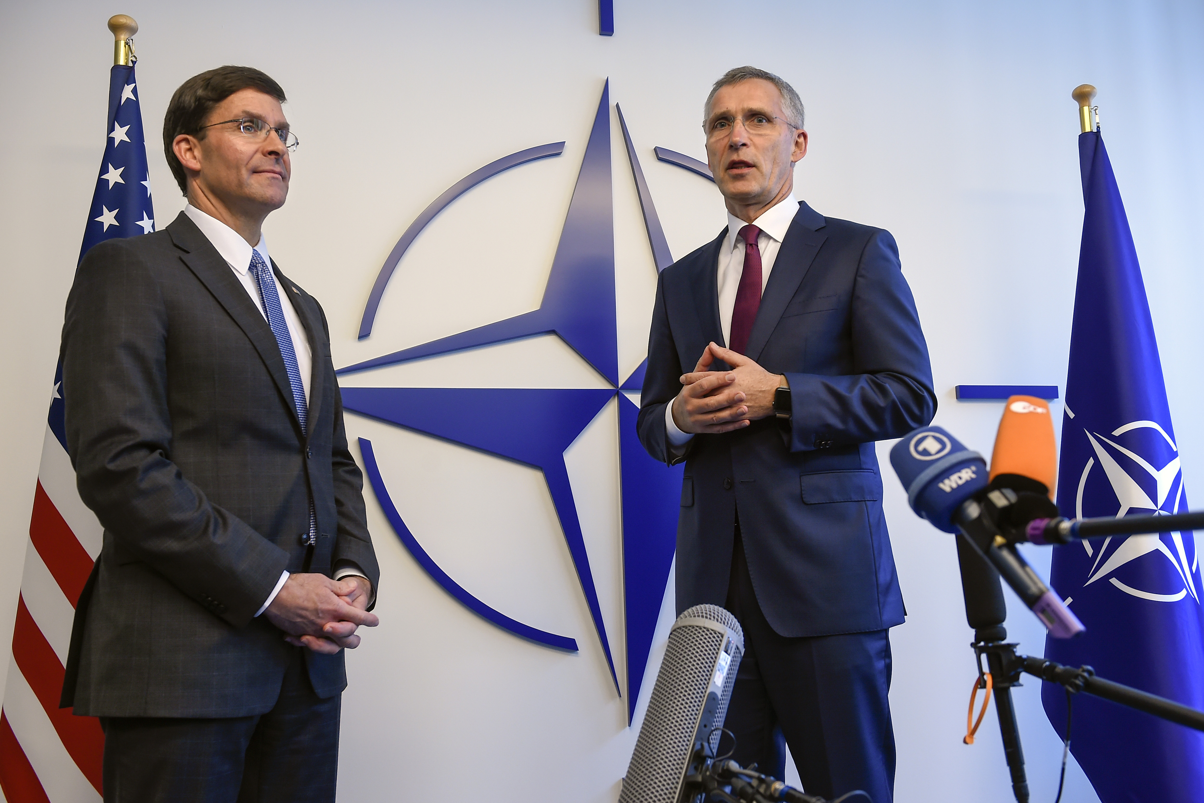 NATO weighs boost to air defenses over Russia missile system