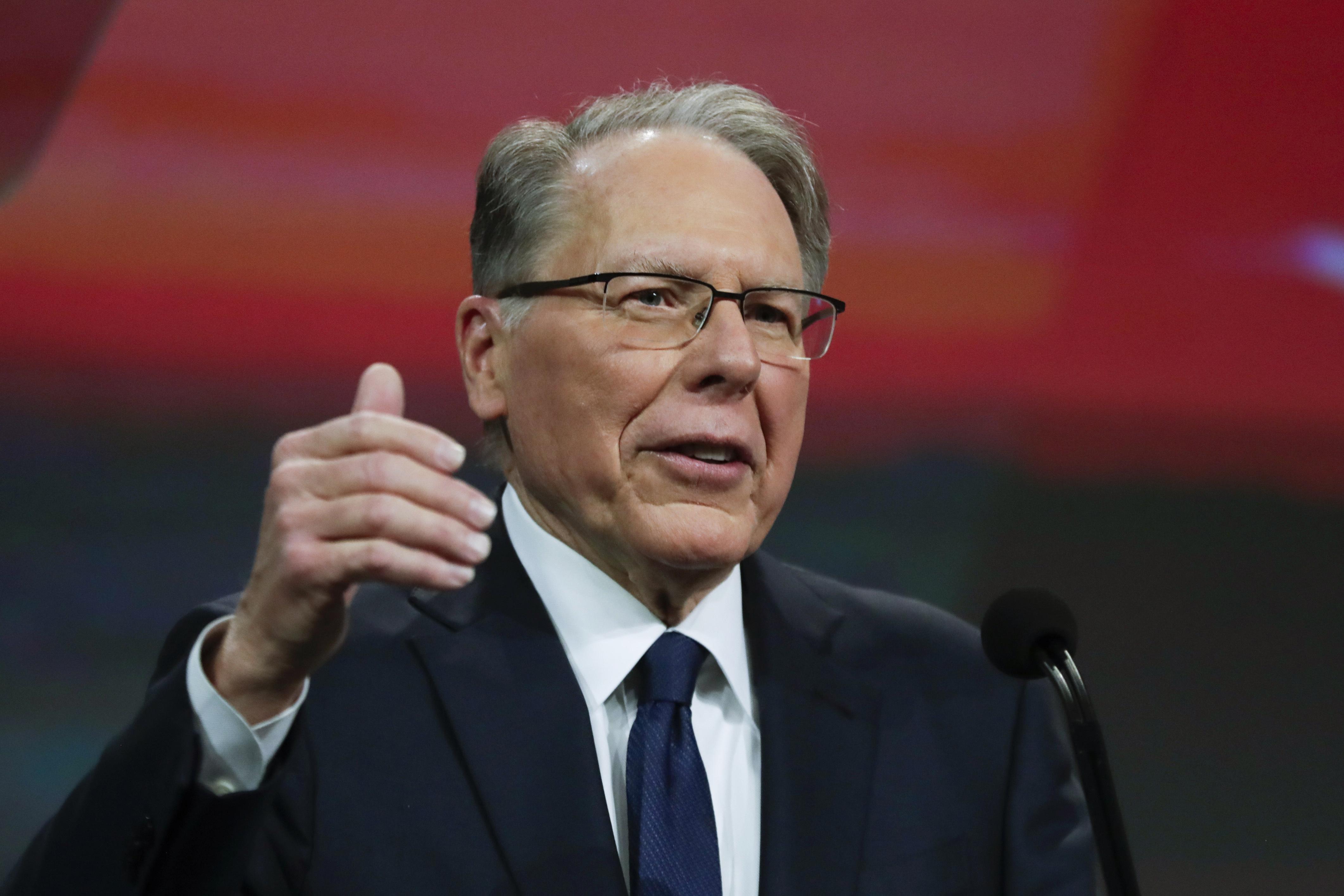 Washington AG opens inquiry into NRAs financial affairs