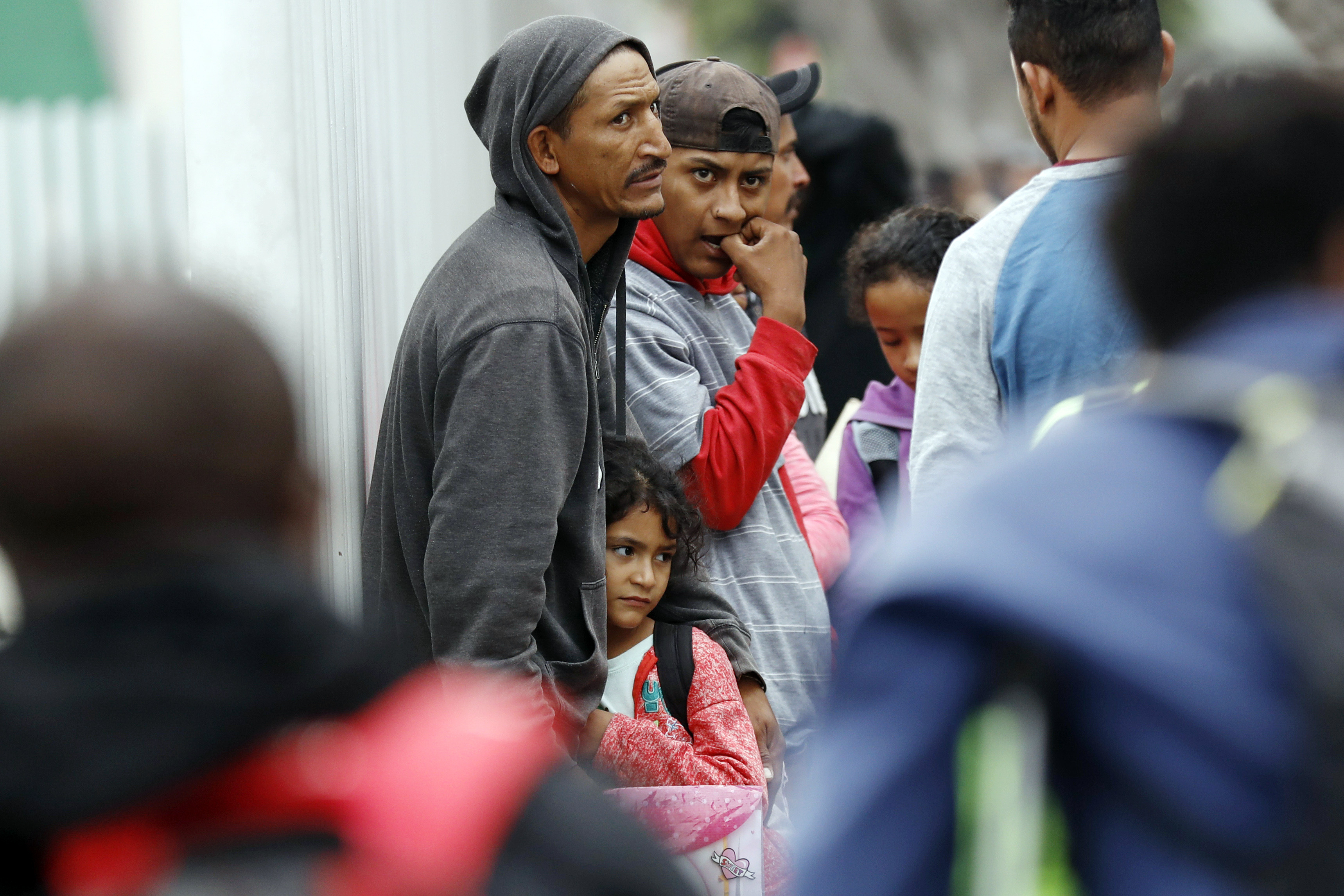 Judge refuses to second-guess family separations at border