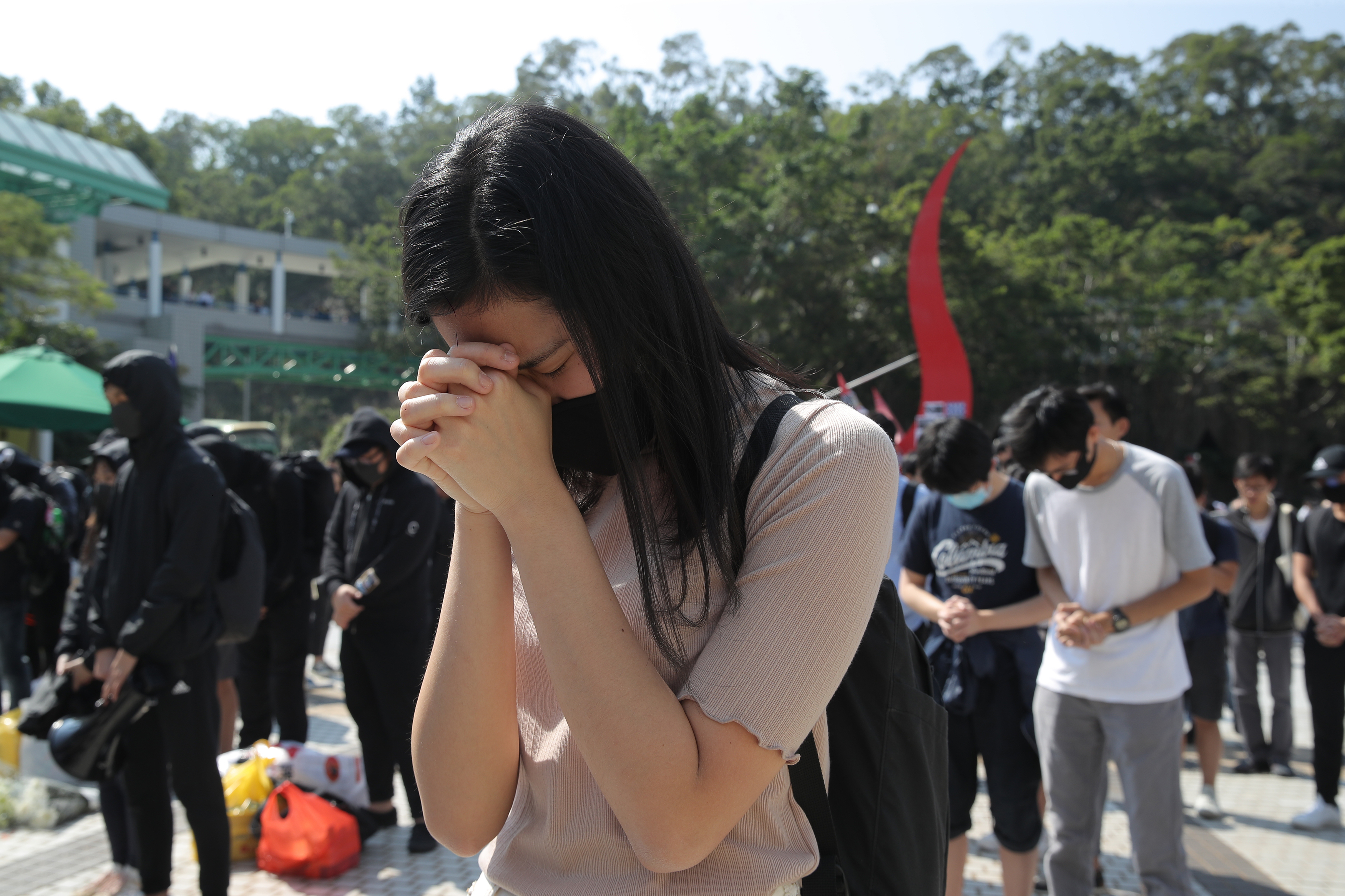 Hong Kong students death fuels more anger against police