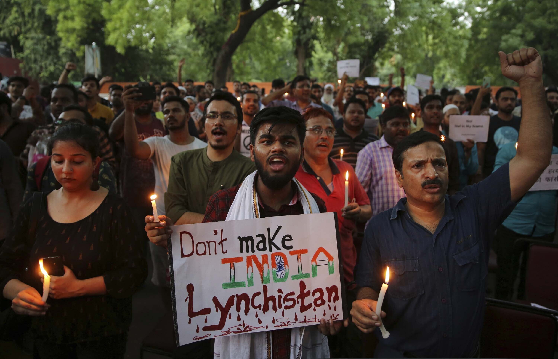 Indian celebrities protest attacks on dissent, minorities