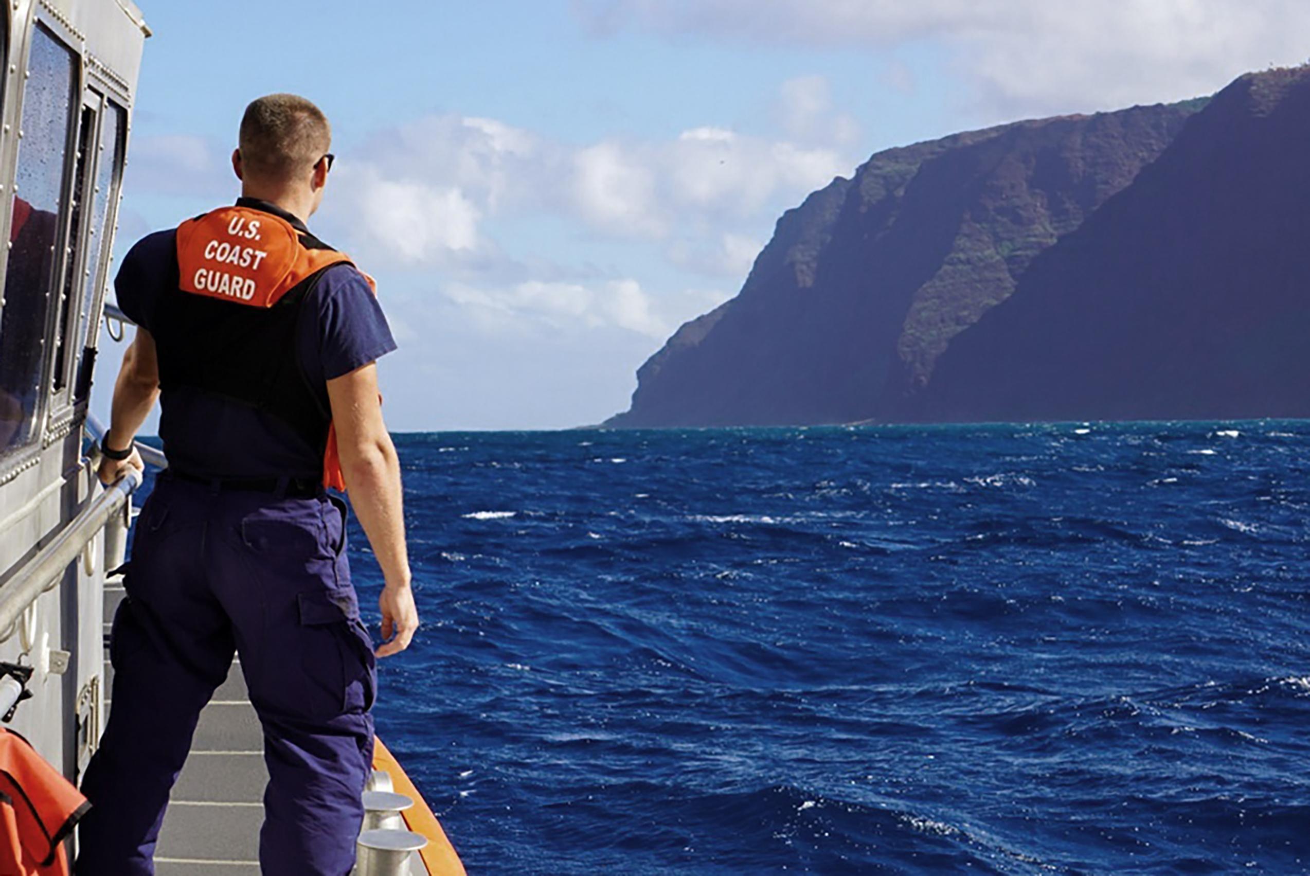 Hawaii crash update: Tour copter hit ridge, then fell