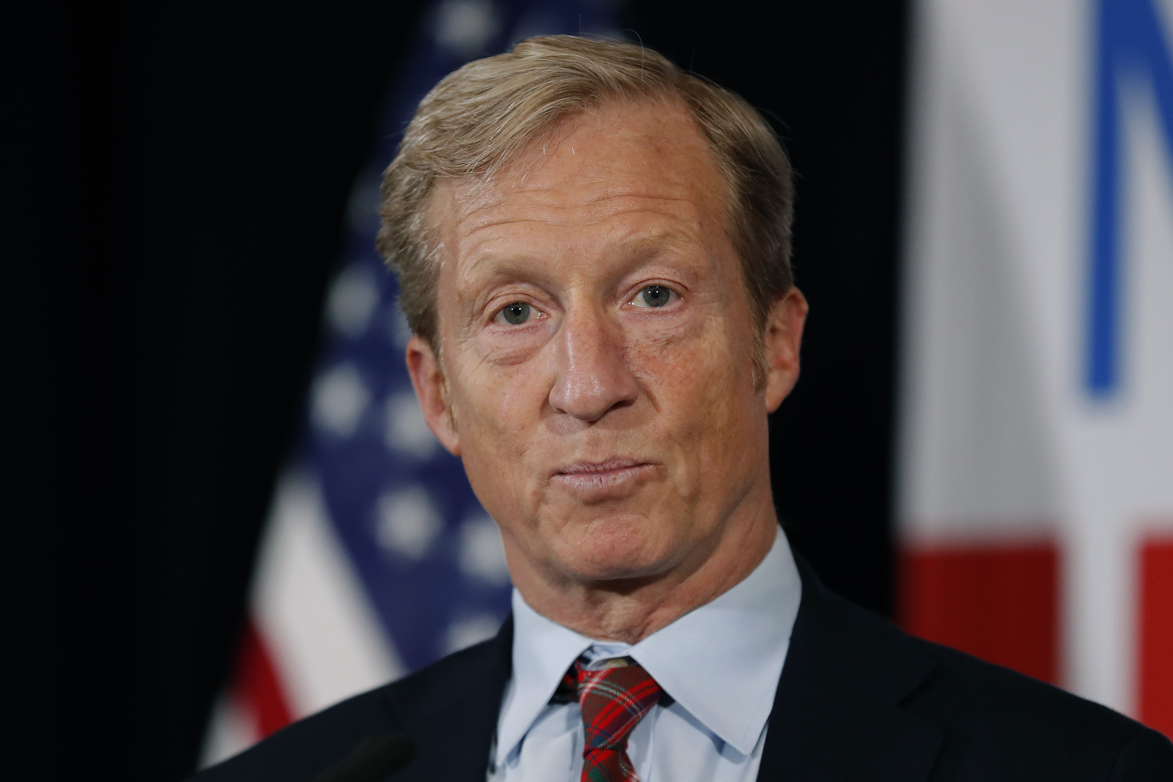 Tom Steyer launches 2020 campaign after saying he wouldnt